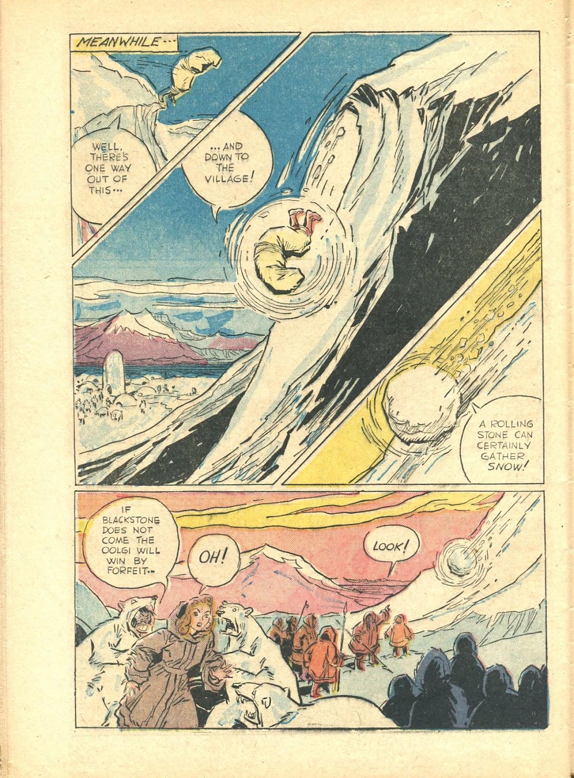 Read online Super-Magician Comics comic -  Issue #21 - 56
