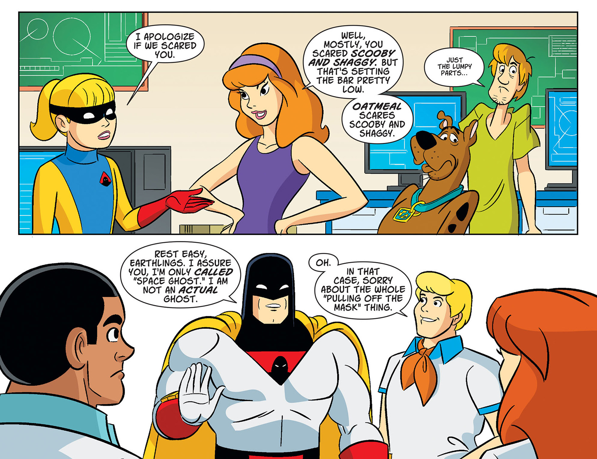 Read online Scooby-Doo! Team-Up comic -  Issue #39 - 15