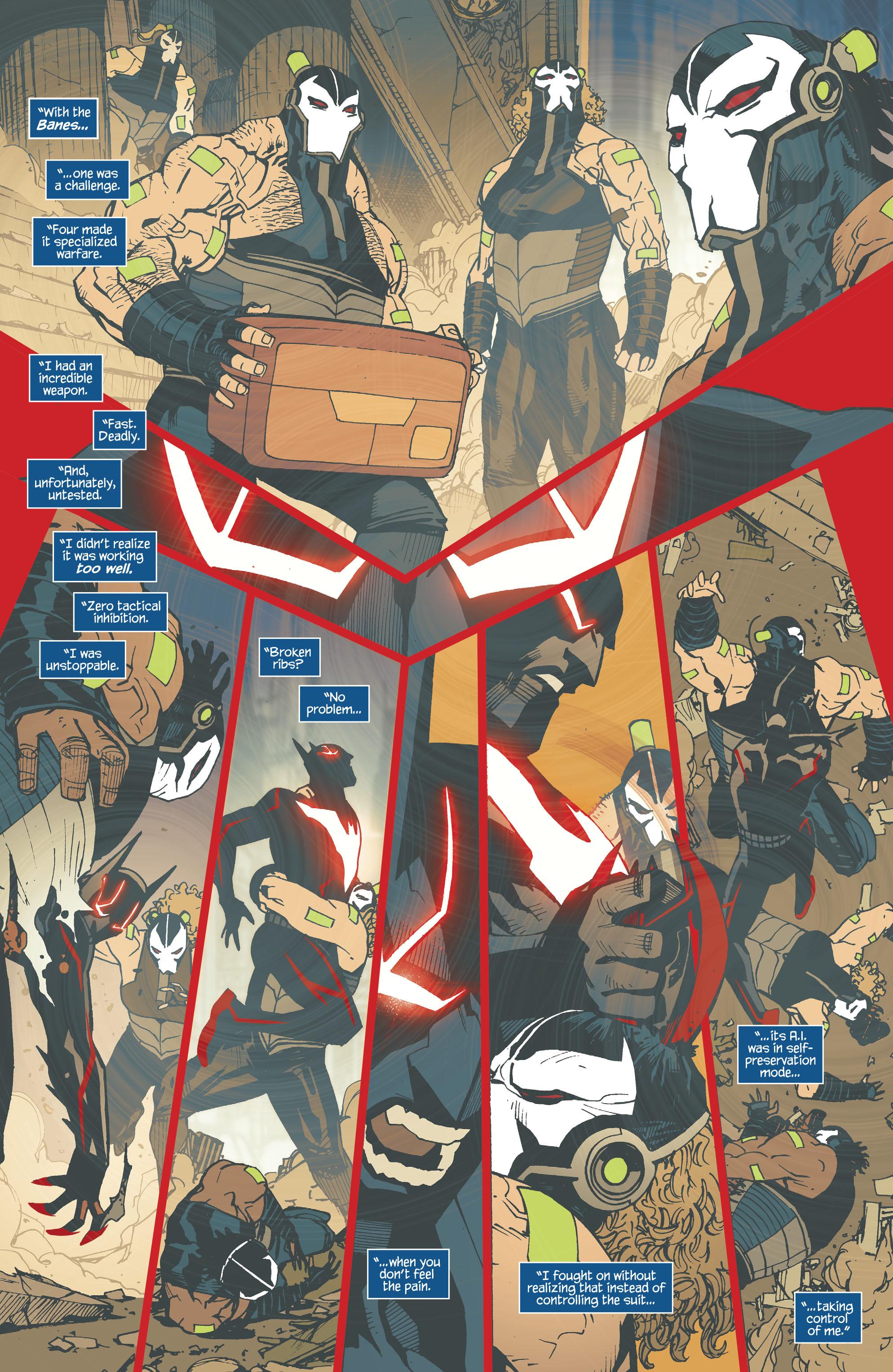 Read online Batman Beyond (2016) comic -  Issue #8 - 12