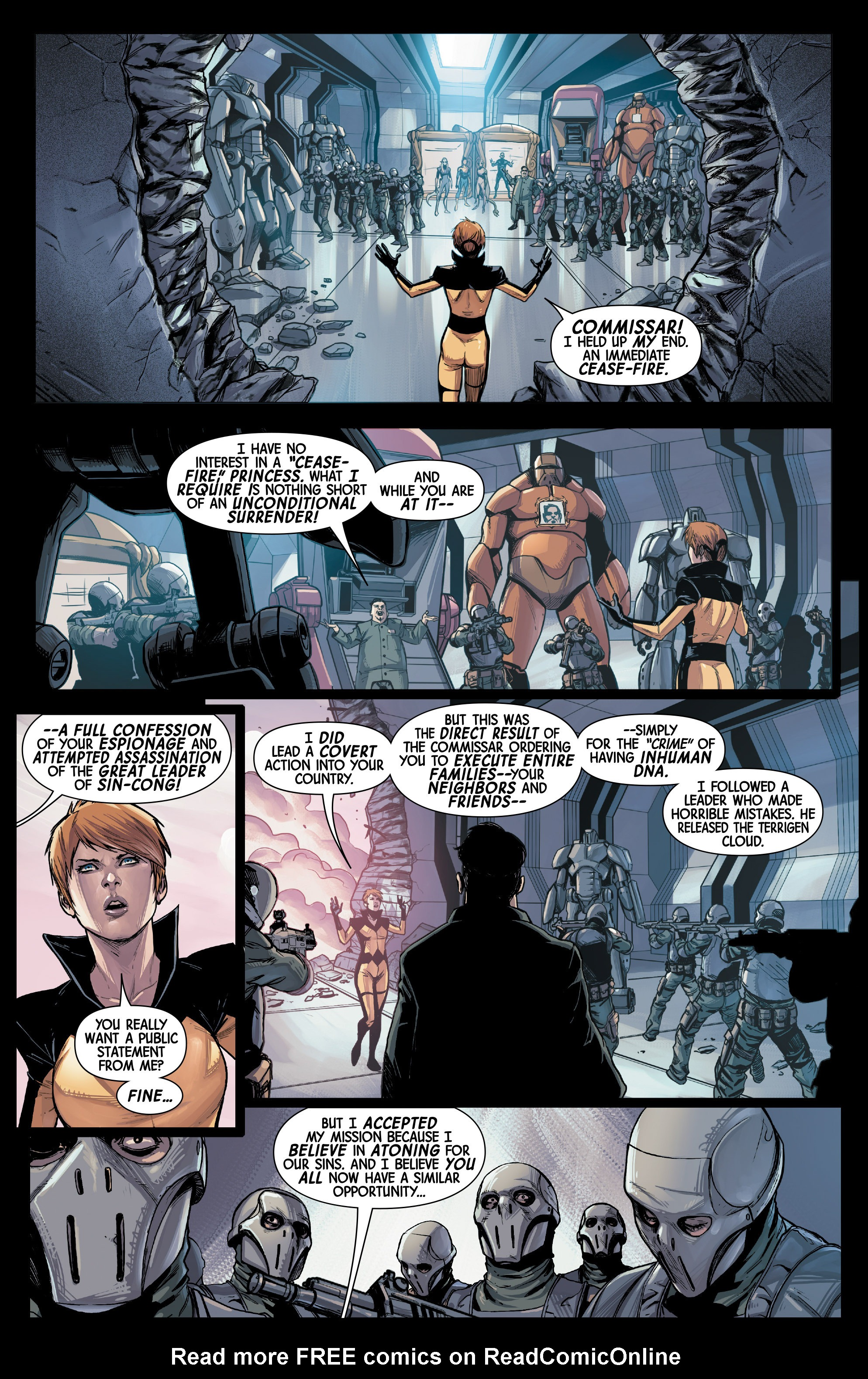 Read online All-New Inhumans comic -  Issue #4 - 15