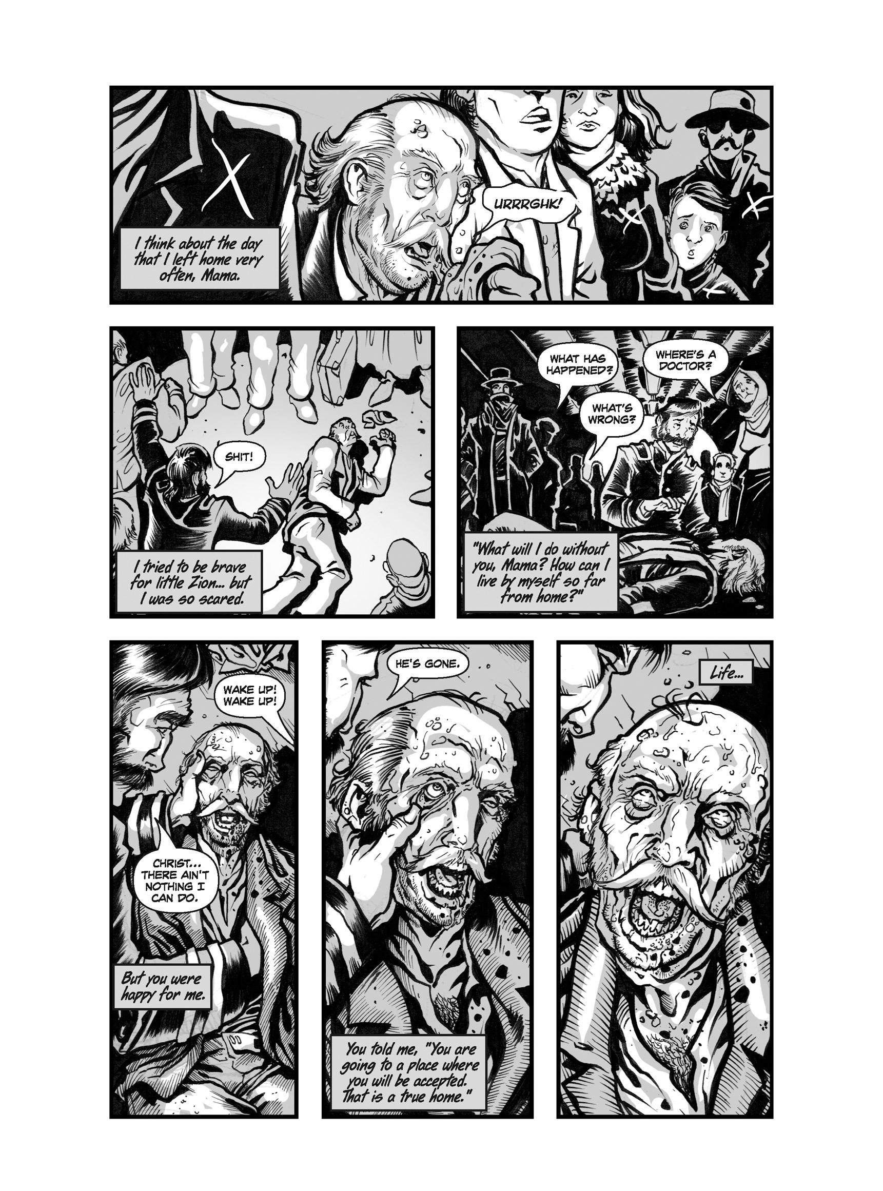 Read online FUBAR comic -  Issue #3 - 207