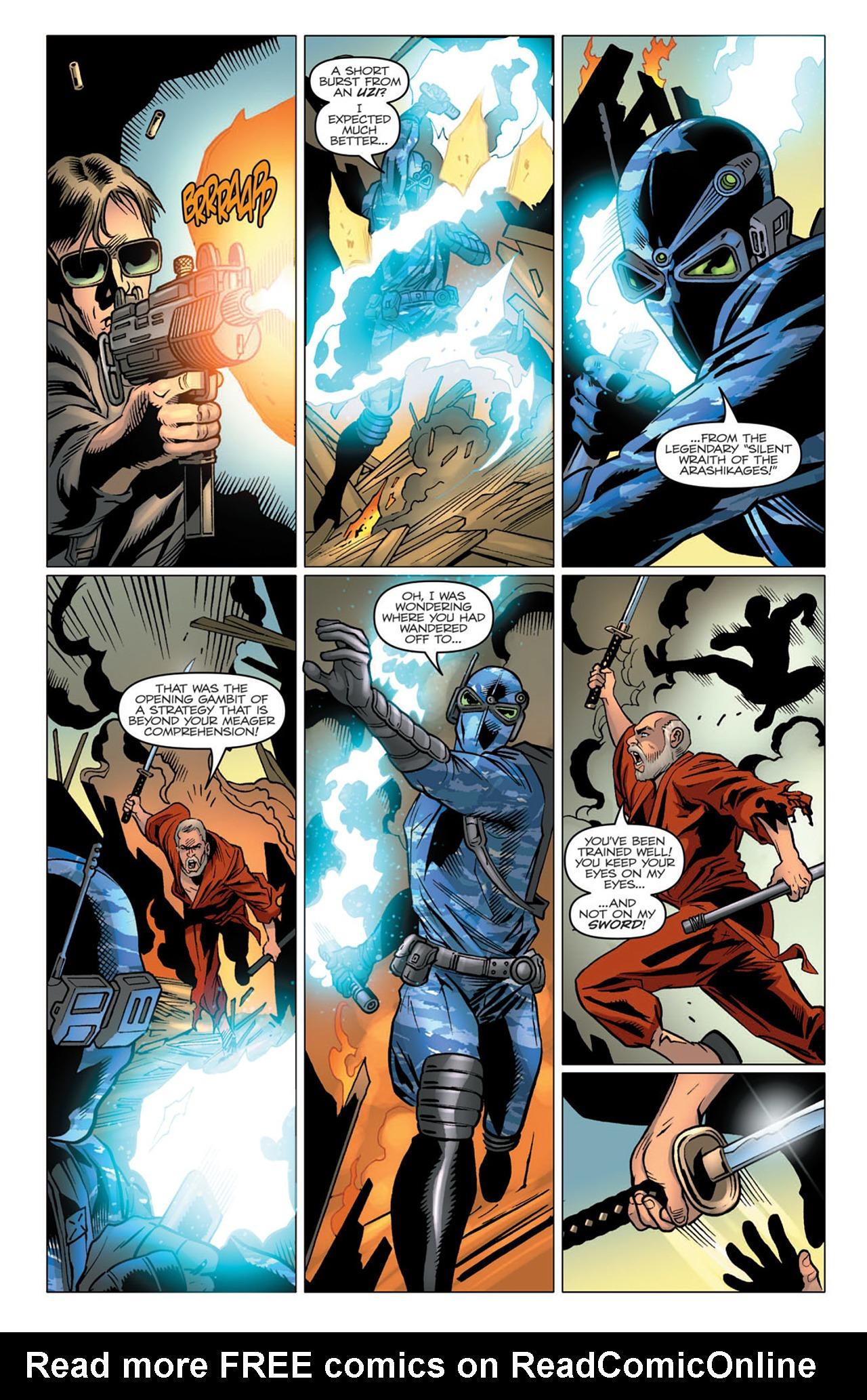 G.I. Joe: A Real American Hero 172 Page 20