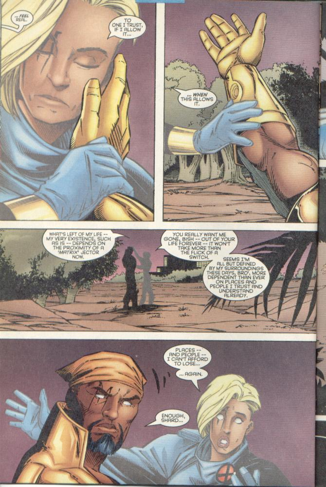 Read online Uncanny X-Men (1963) comic -  Issue # _Annual 1996 - 23