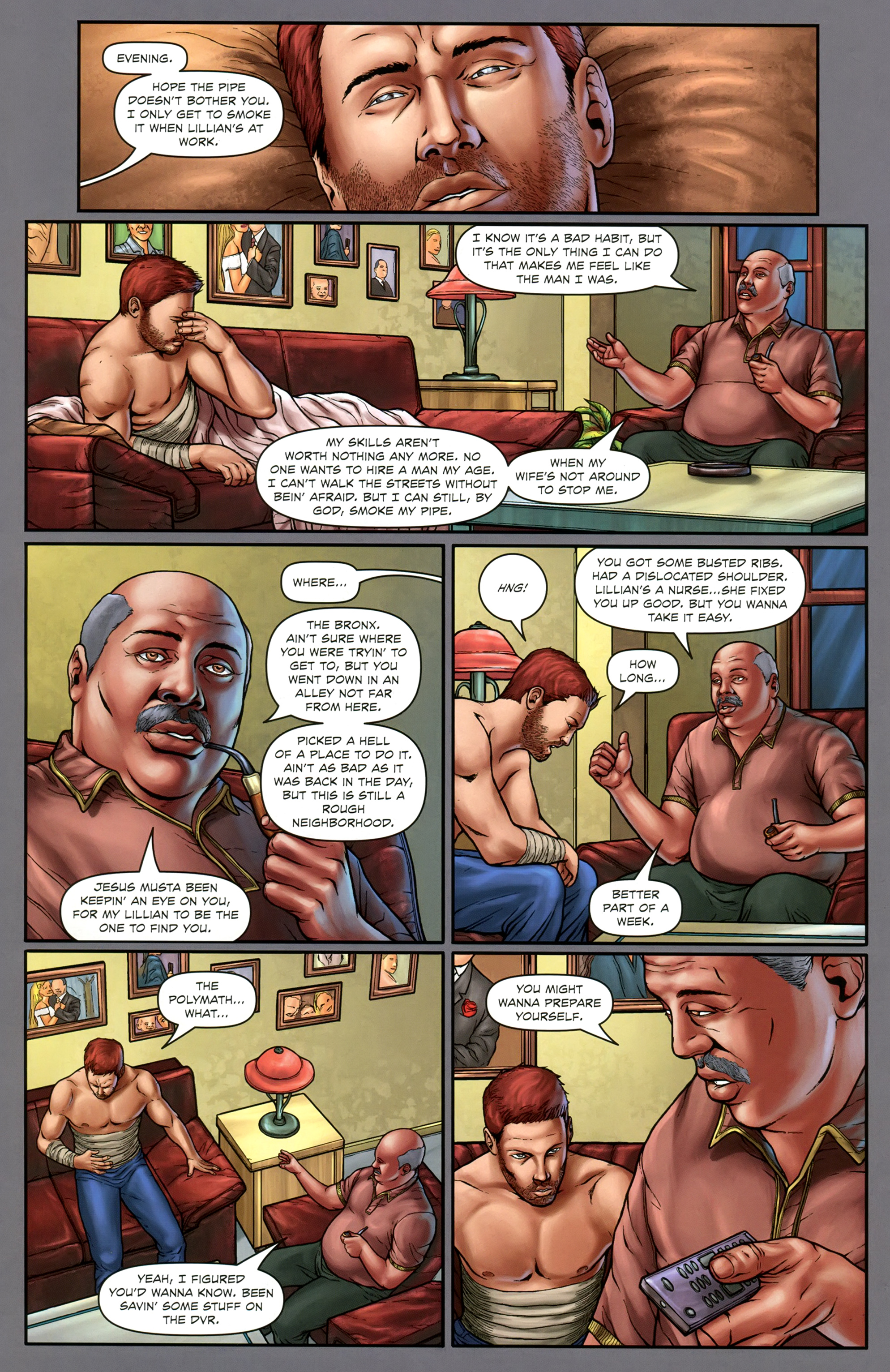 Read online Absolution: Rubicon comic -  Issue #3 - 10