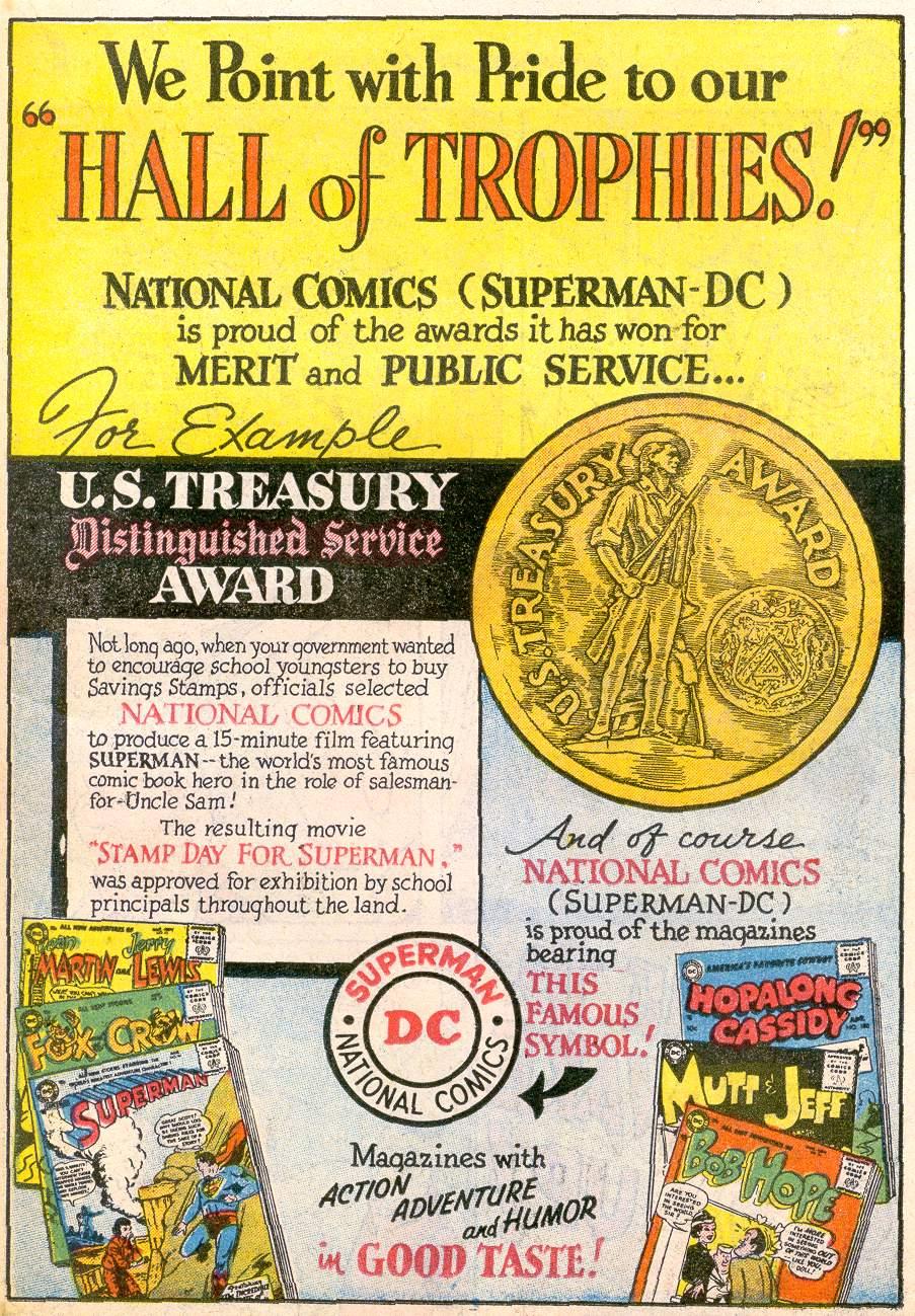 Read online Adventure Comics (1938) comic -  Issue #215 - 23