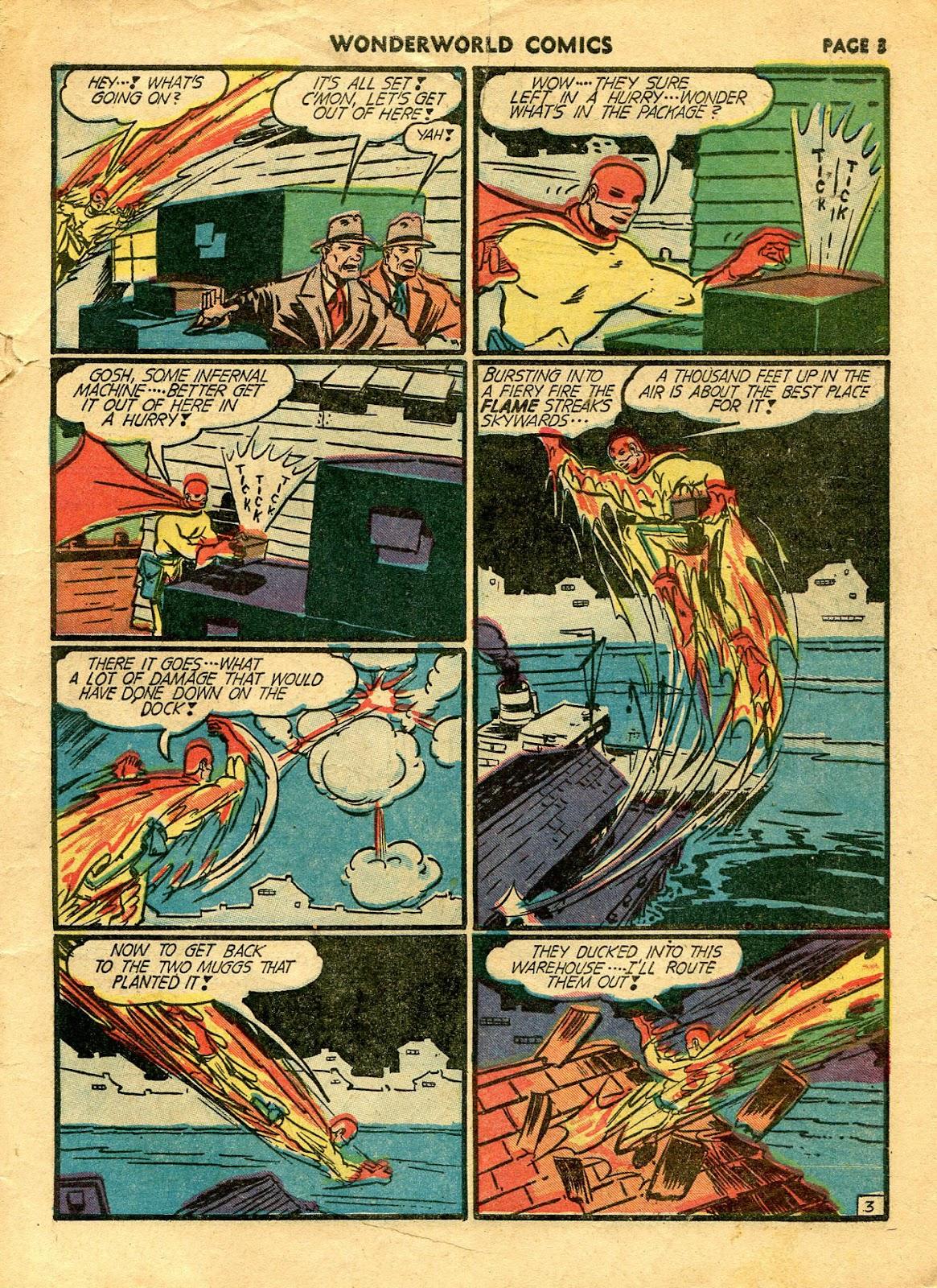 Wonderworld Comics issue 27 - Page 2