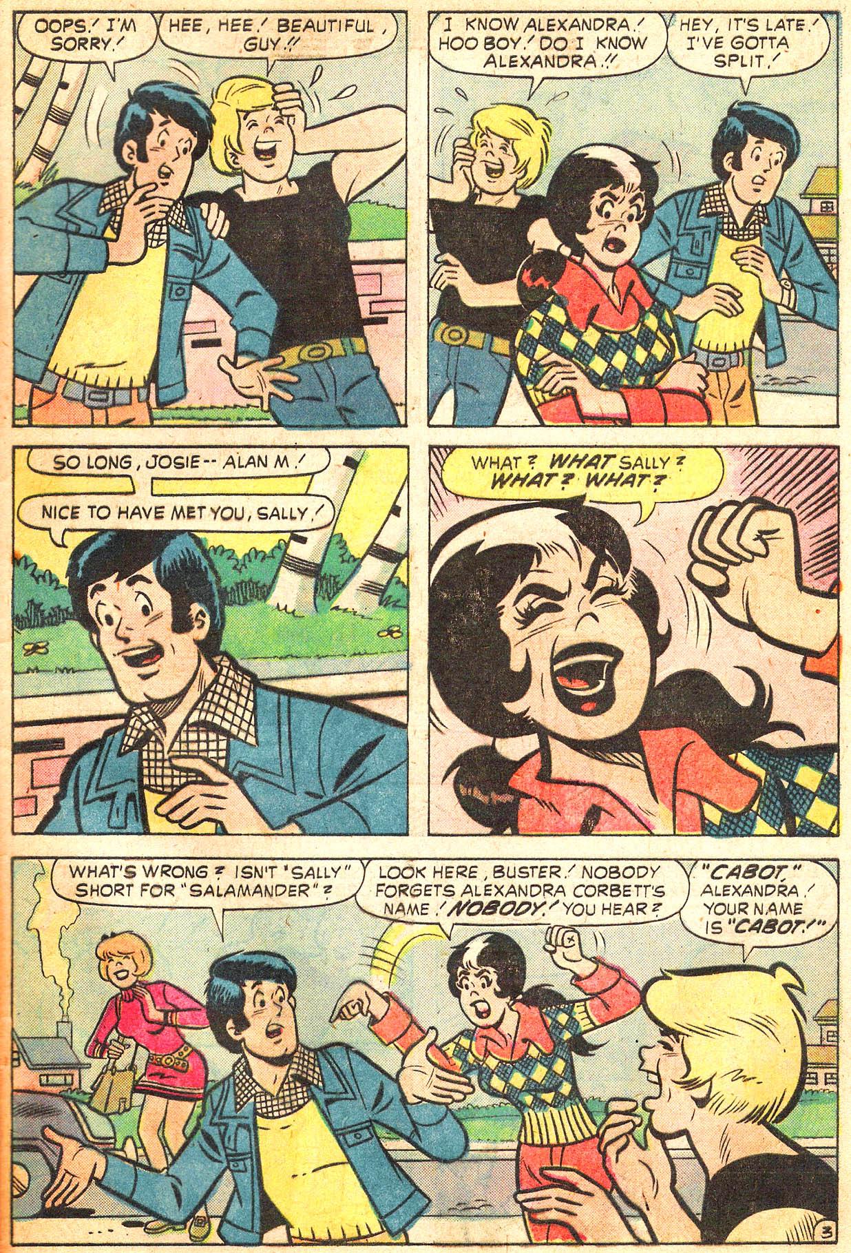 Read online She's Josie comic -  Issue #77 - 28
