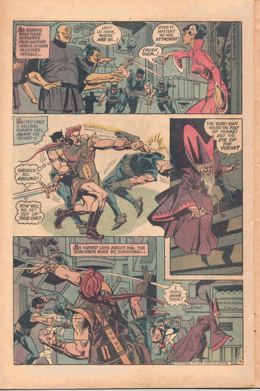 Read online Wonder Woman (1942) comic -  Issue #202 - 19