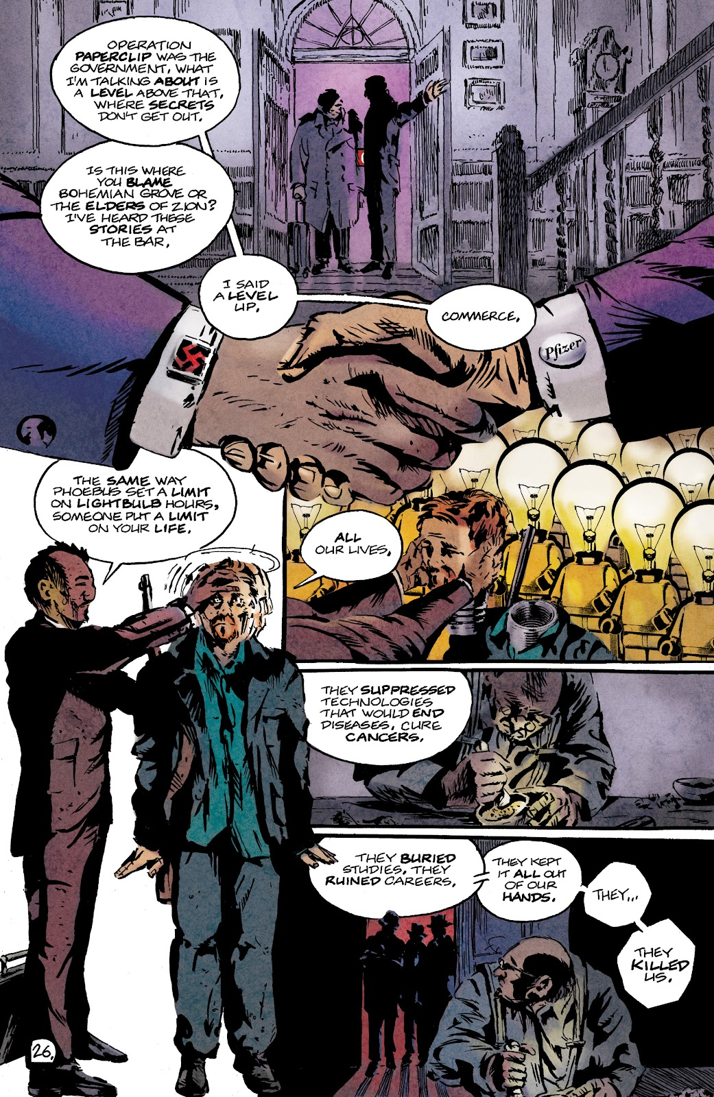 Read online Nobody Is In Control comic -  Issue #1 - 29