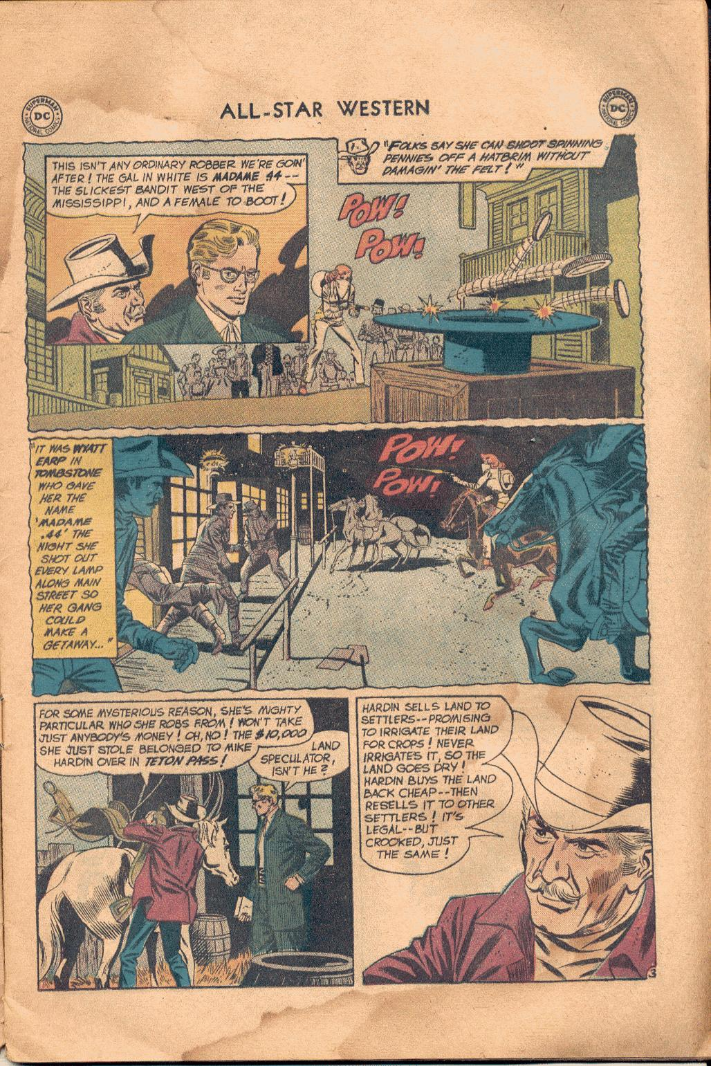 Read online All-Star Western (1951) comic -  Issue #117 - 4