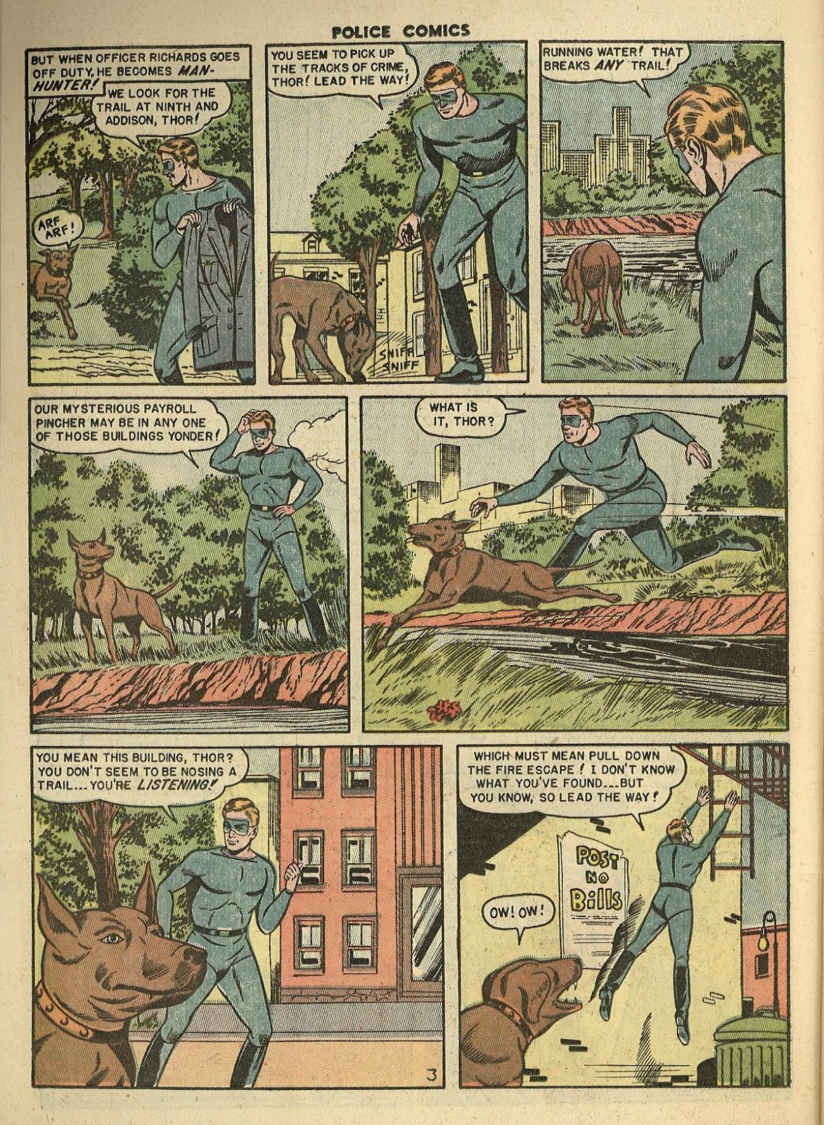 Police Comics issue 100 - Page 30