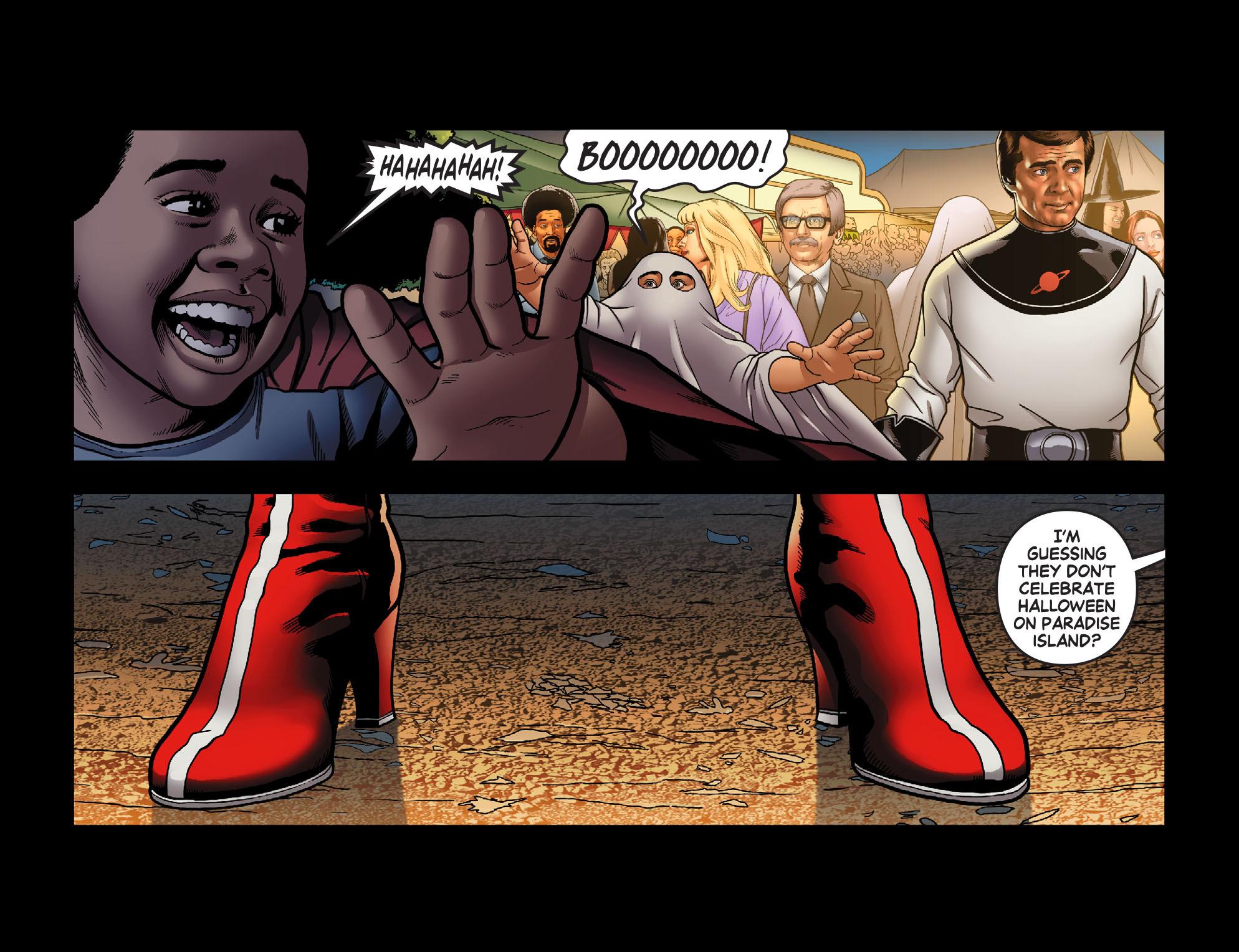 Read online Wonder Woman '77 [I] comic -  Issue #13 - 5