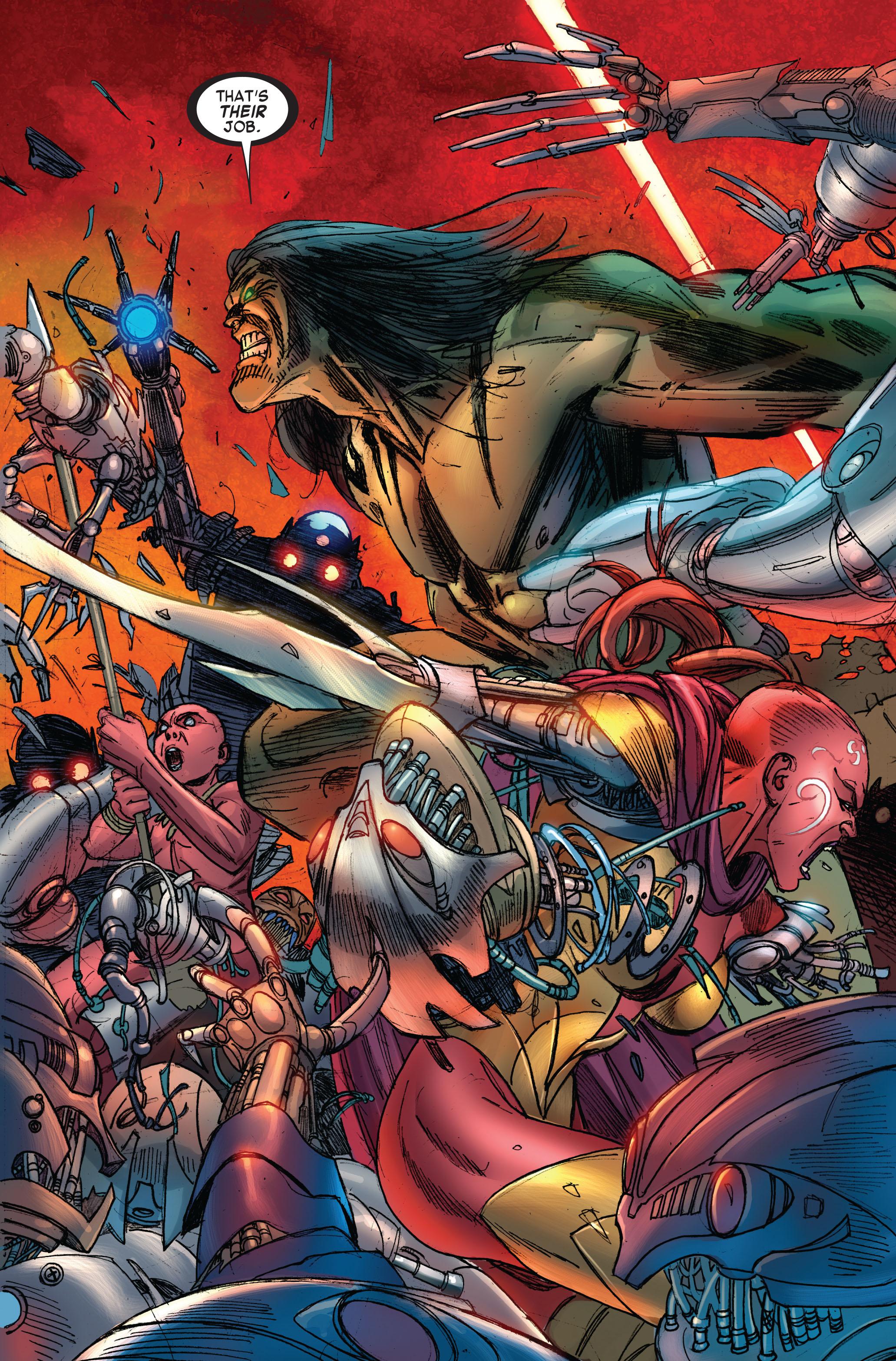 Read online Skaar: Son of Hulk comic -  Issue #3 - 14