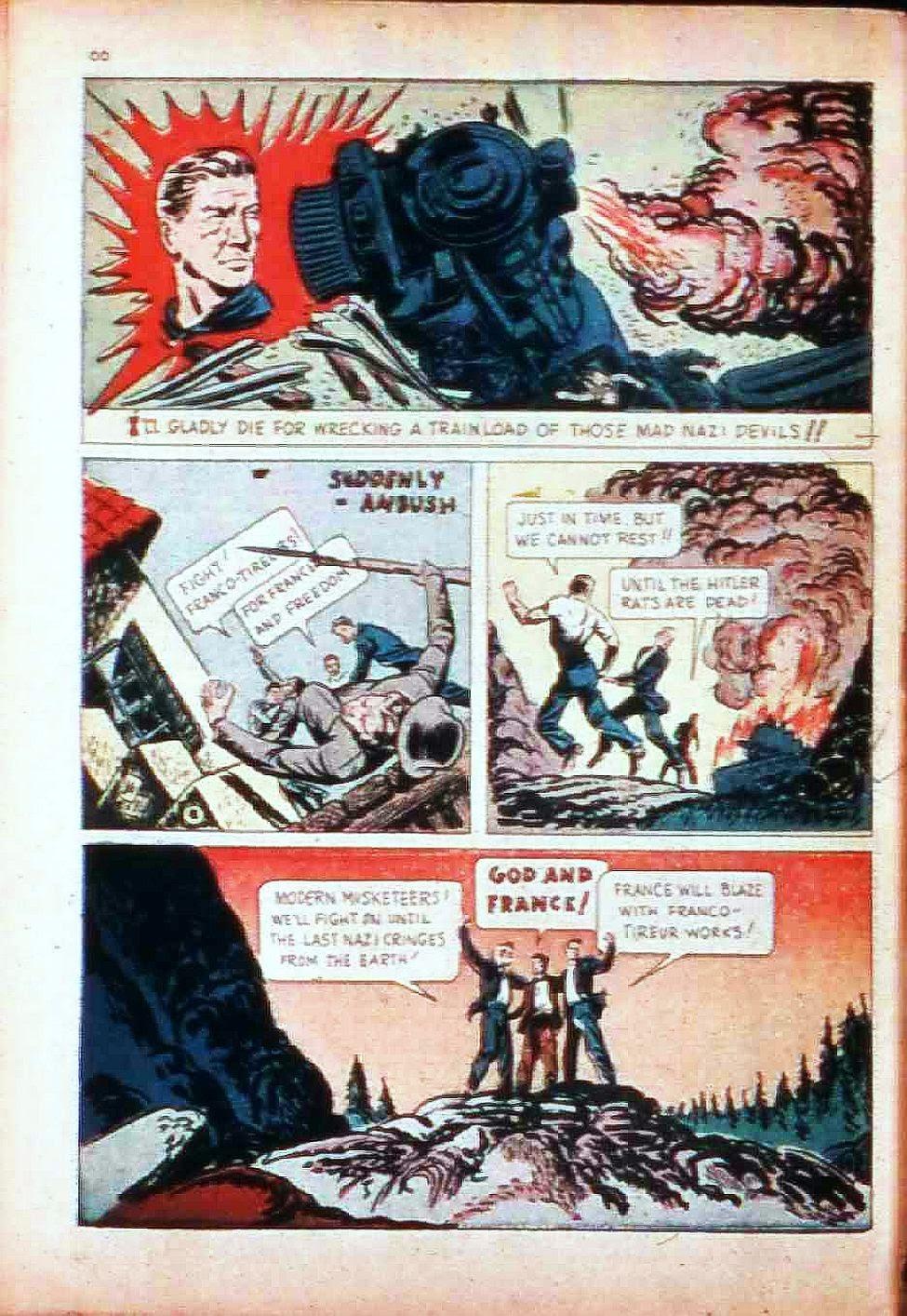 Read online Super-Magician Comics comic -  Issue #17 - 65
