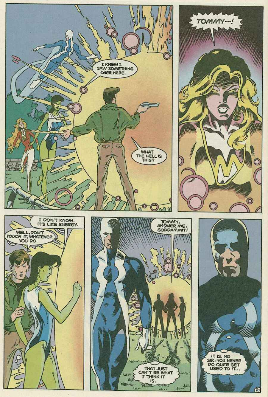 Elementals (1984) issue Special 1 - Page 23