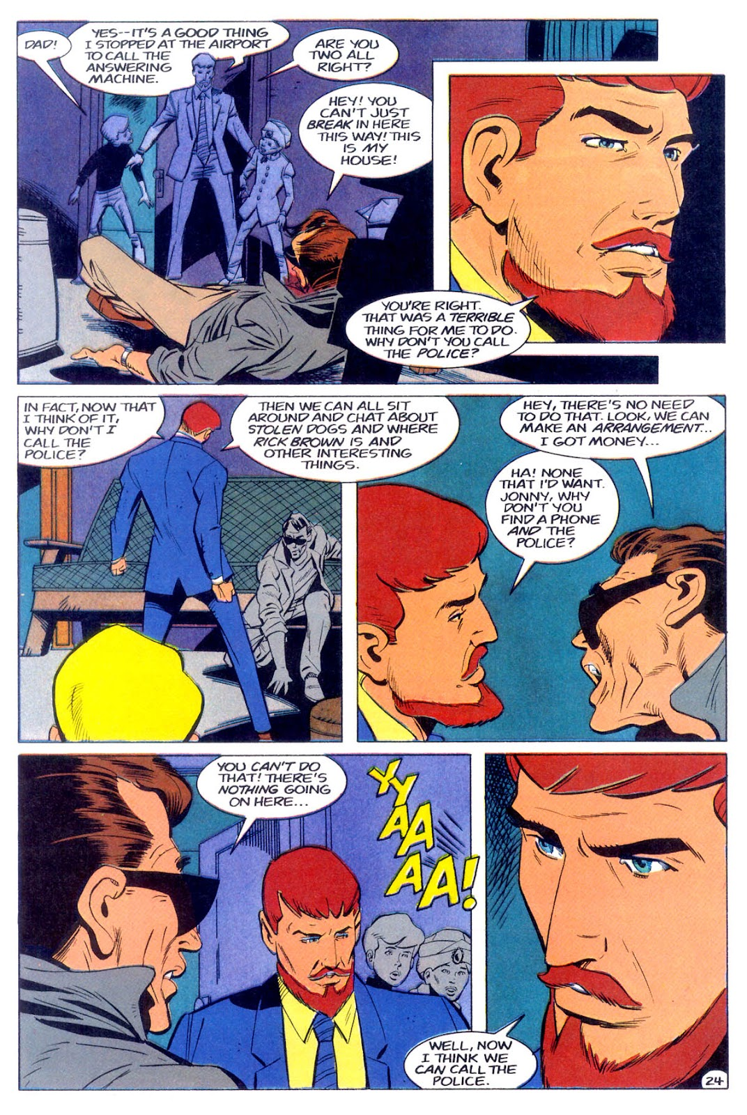 Jonny Quest (1986) issue 11 - Page 27