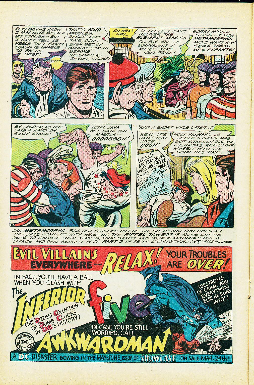 Metamorpho (1965) issue 6 - Page 12