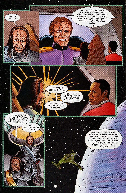 Read online Star Trek: Deep Space Nine - Lightstorm comic -  Issue # Full - 18