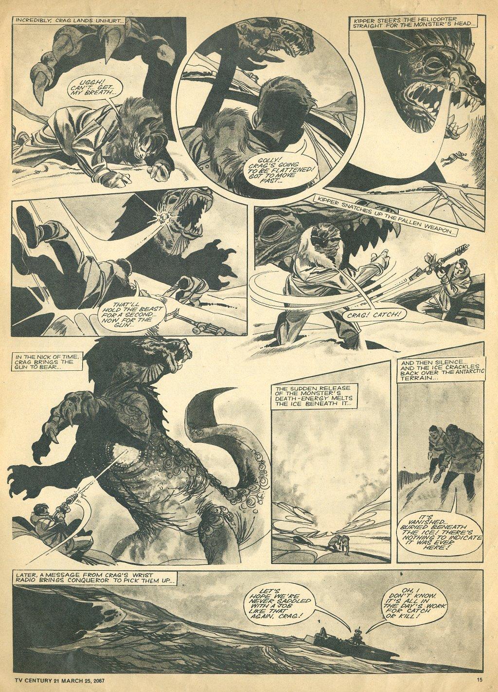Read online TV Century 21 (TV 21) comic -  Issue #114 - 14