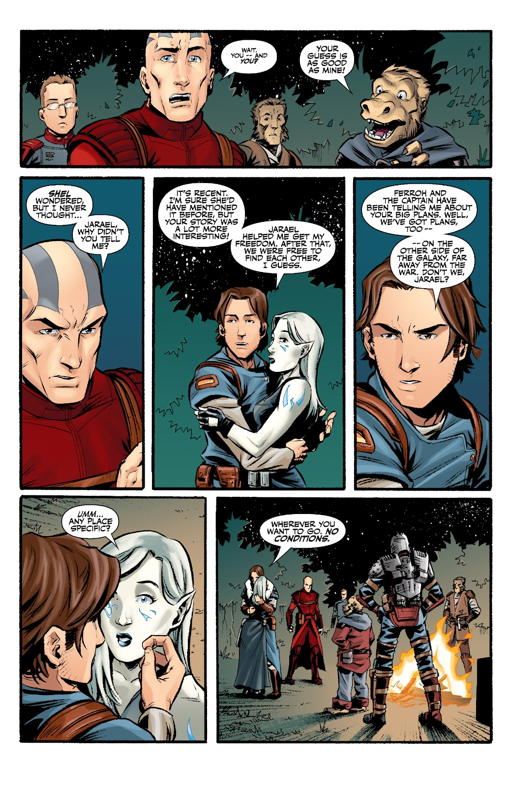 Read online Star Wars Legends: The Old Republic - Epic Collection comic -  Issue # TPB 3 (Part 2) - 18