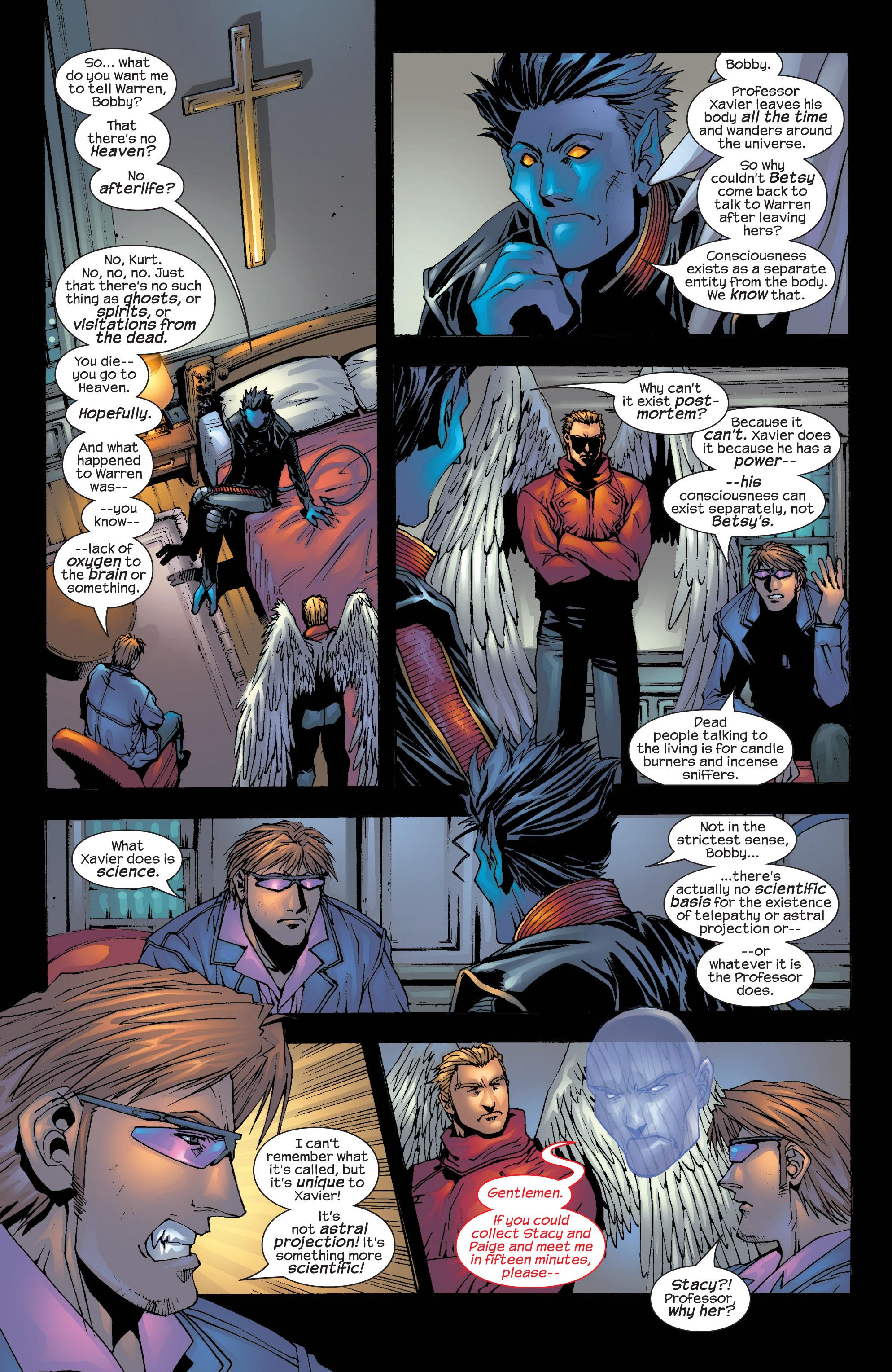 Read online Uncanny X-Men (1963) comic -  Issue #417 - 14