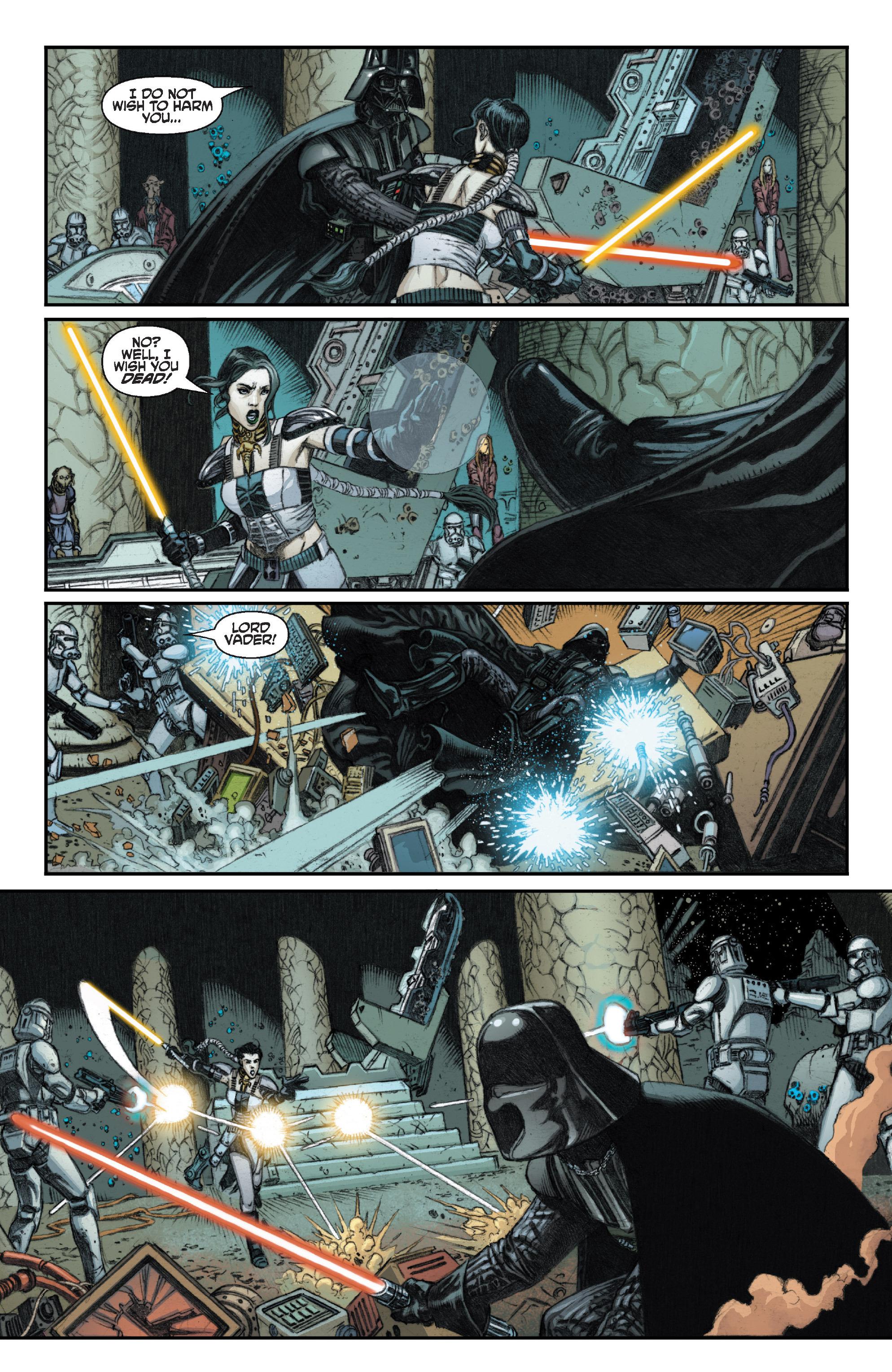Read online Star Wars Omnibus comic -  Issue # Vol. 31 - 301