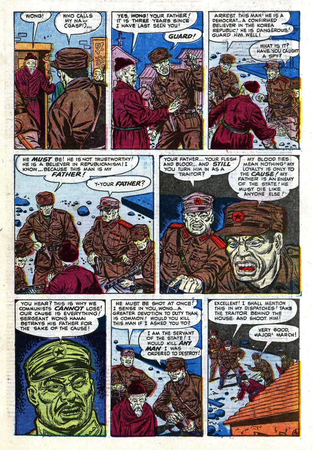 Combat (1952) issue 11 - Page 23