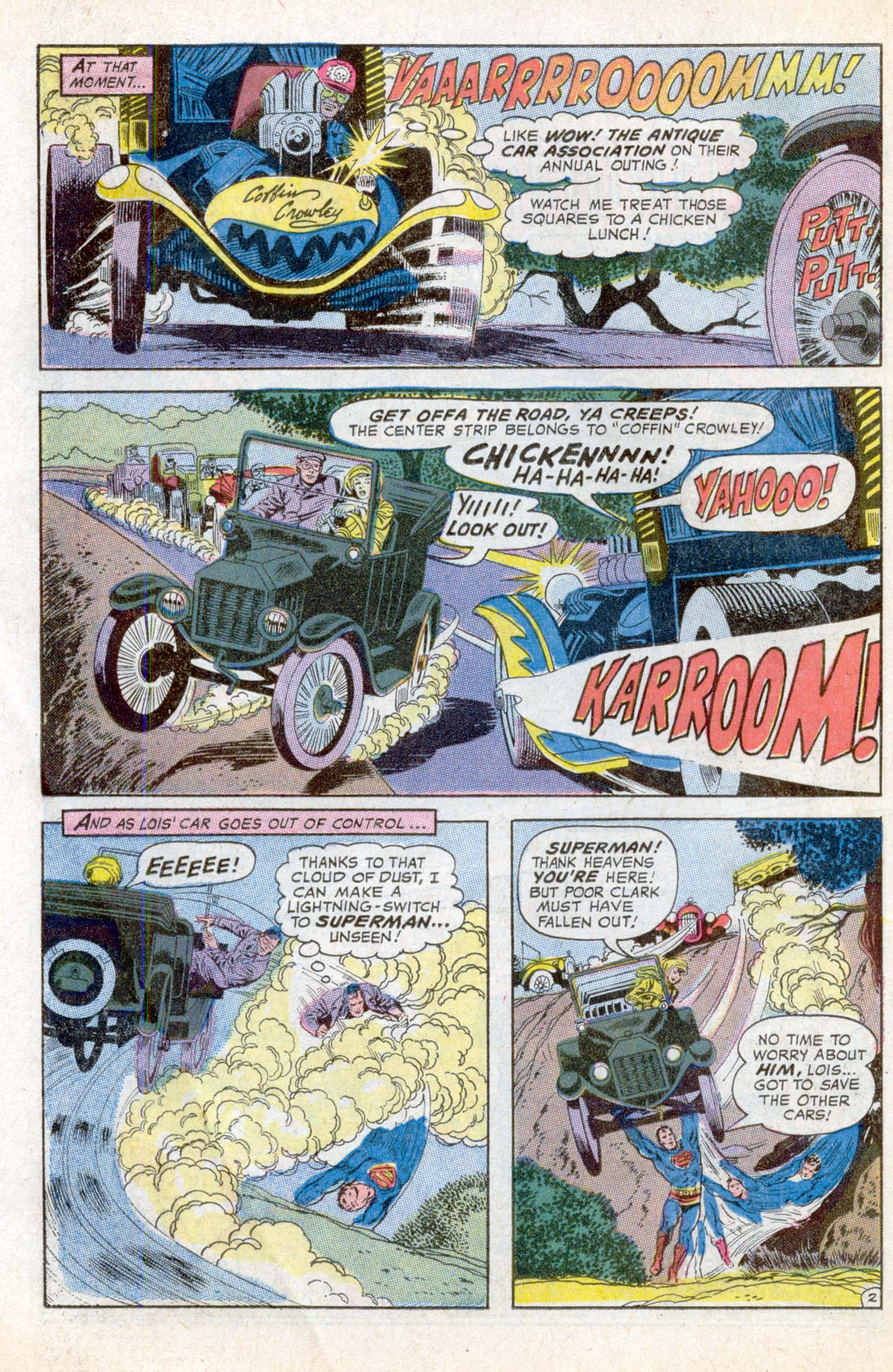 Read online Action Comics (1938) comic -  Issue #394 - 23