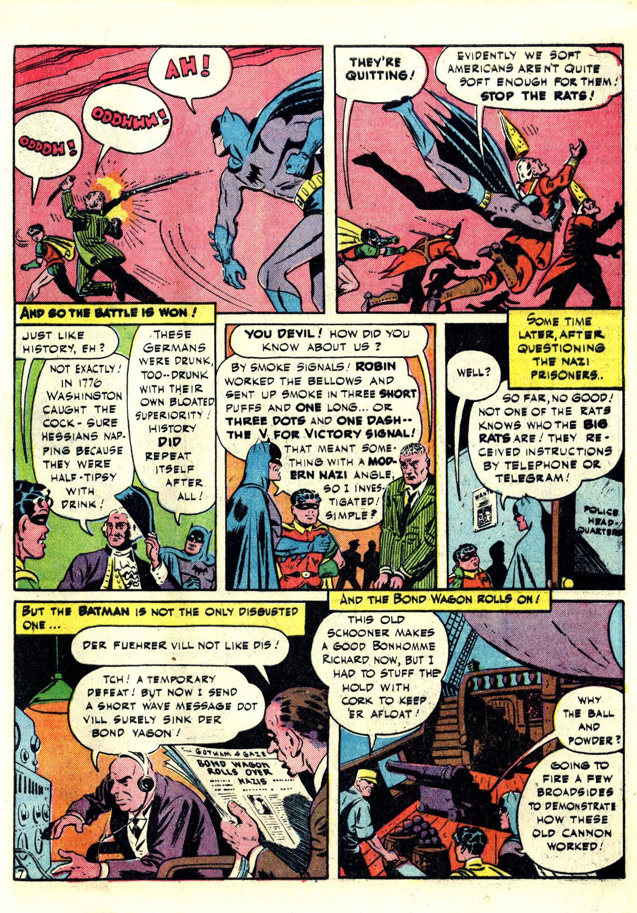 Read online Detective Comics (1937) comic -  Issue #78 - 9