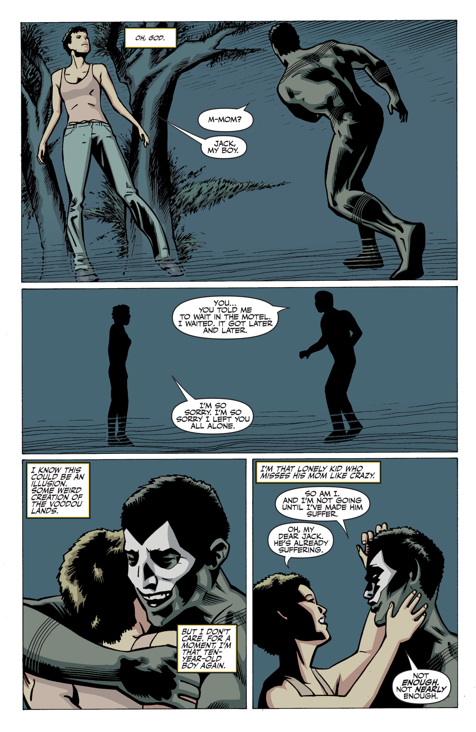 Read online Shadowman: End Times comic -  Issue #3 - 17