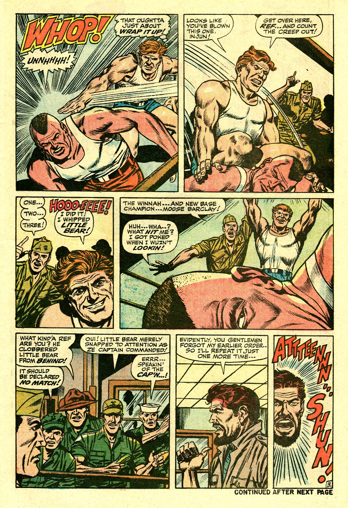 Captain Savage and his Leatherneck Raiders issue 8 - Page 5