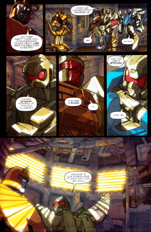 Read online Transformers Armada comic -  Issue #2 - 9