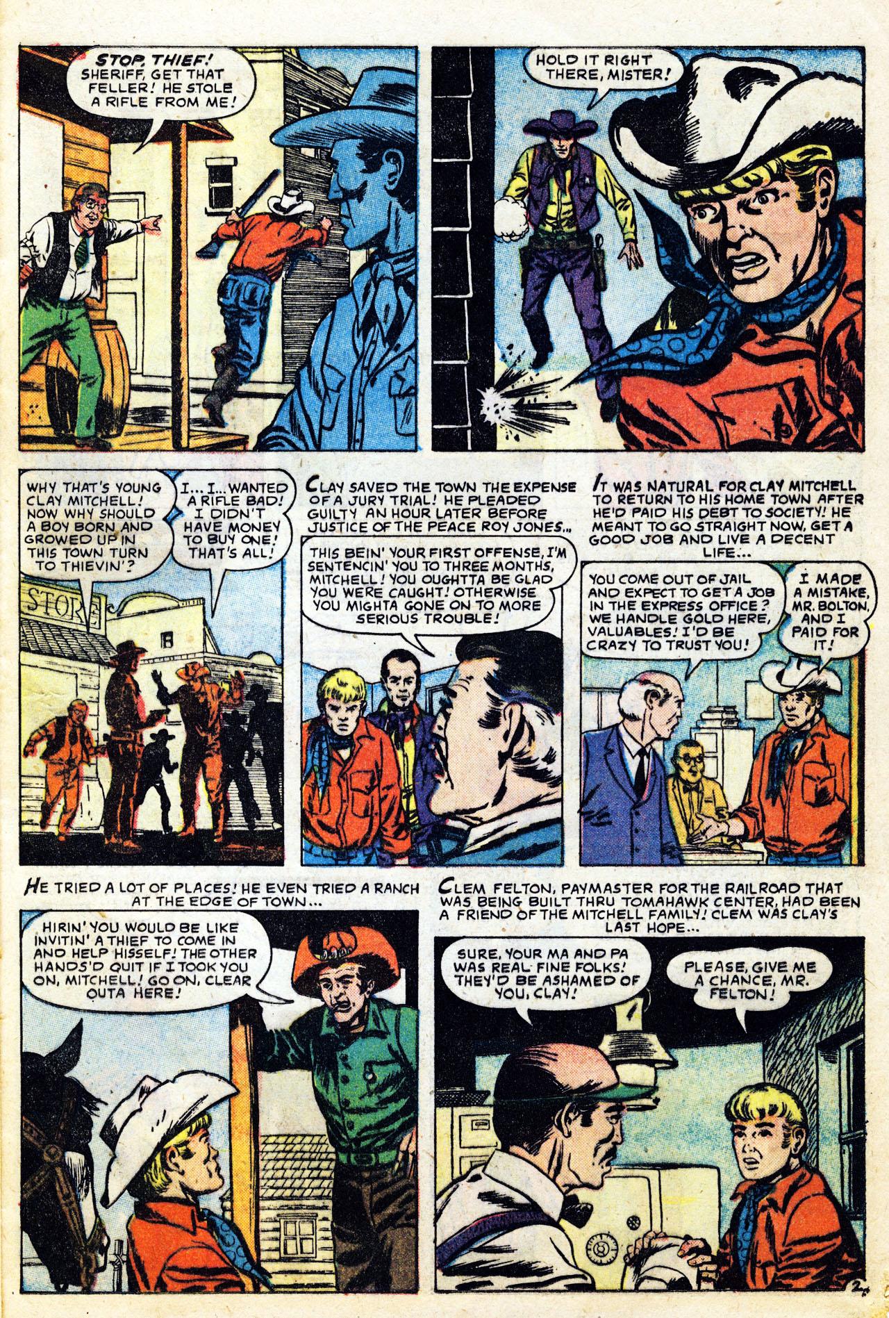 Read online Two-Gun Kid comic -  Issue #43 - 21