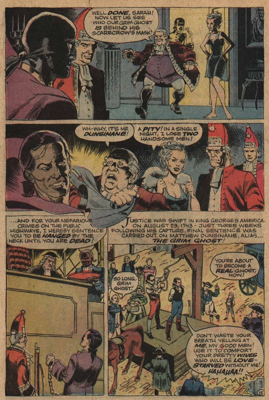 The Grim Ghost (1975) issue 1 - Page 17