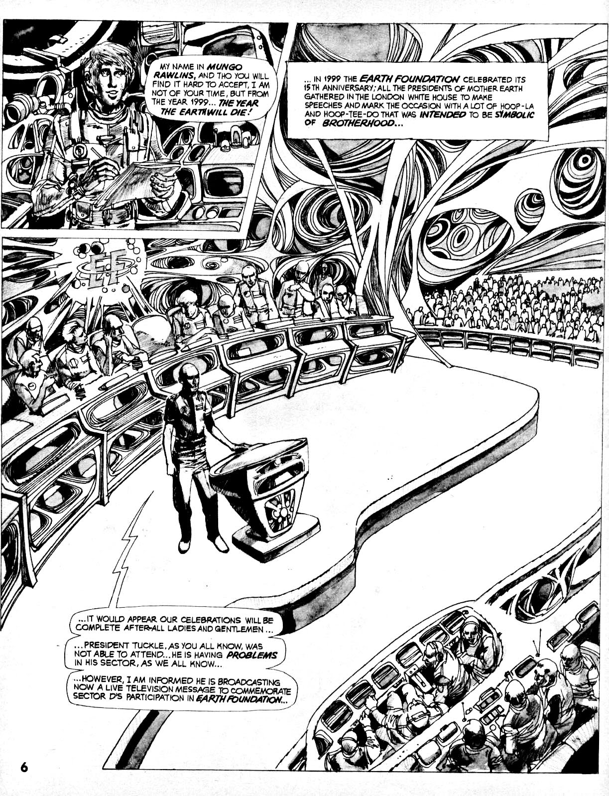 Nightmare (1970) issue 14 - Page 6