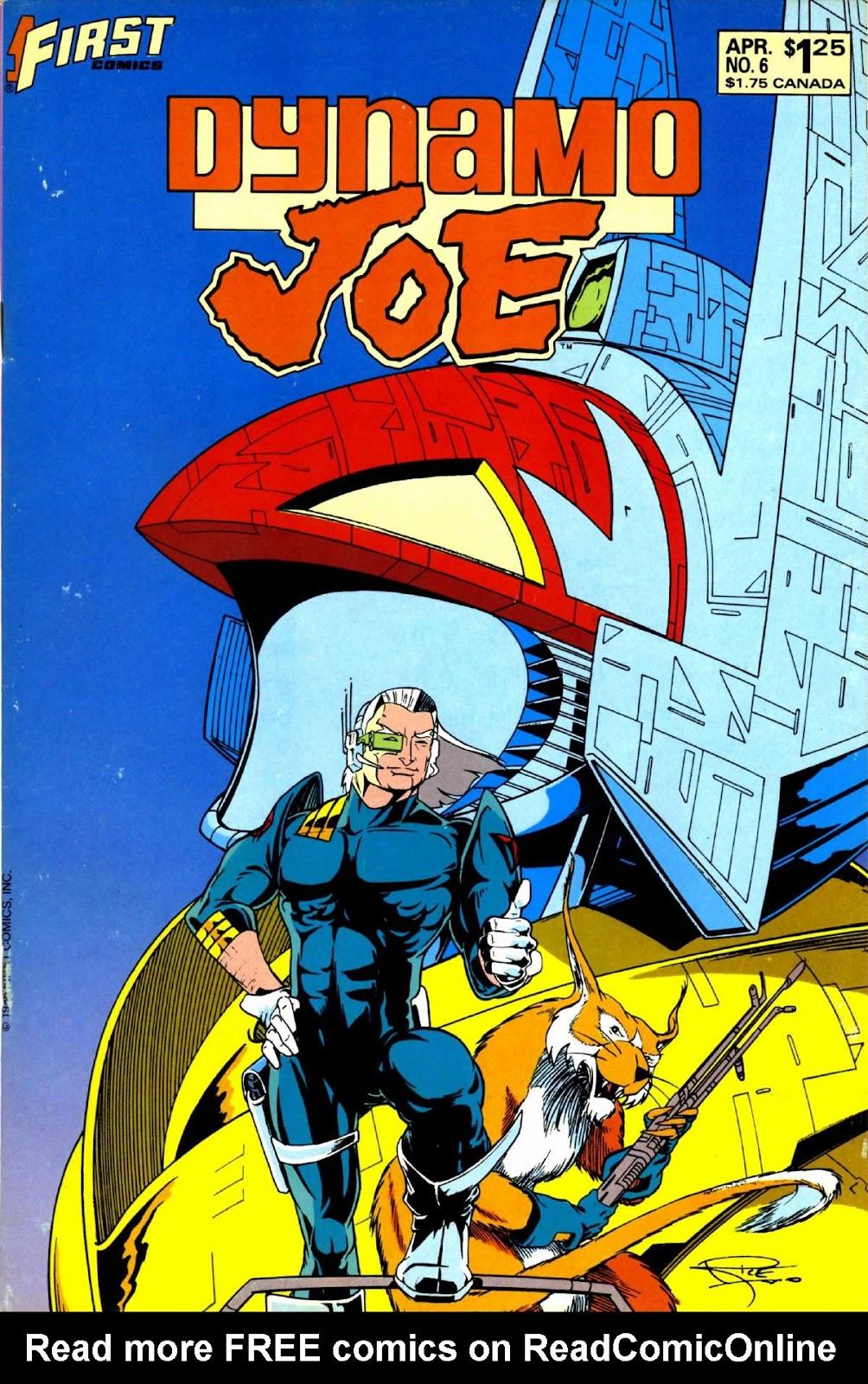 Dynamo Joe issue 6 - Page 1