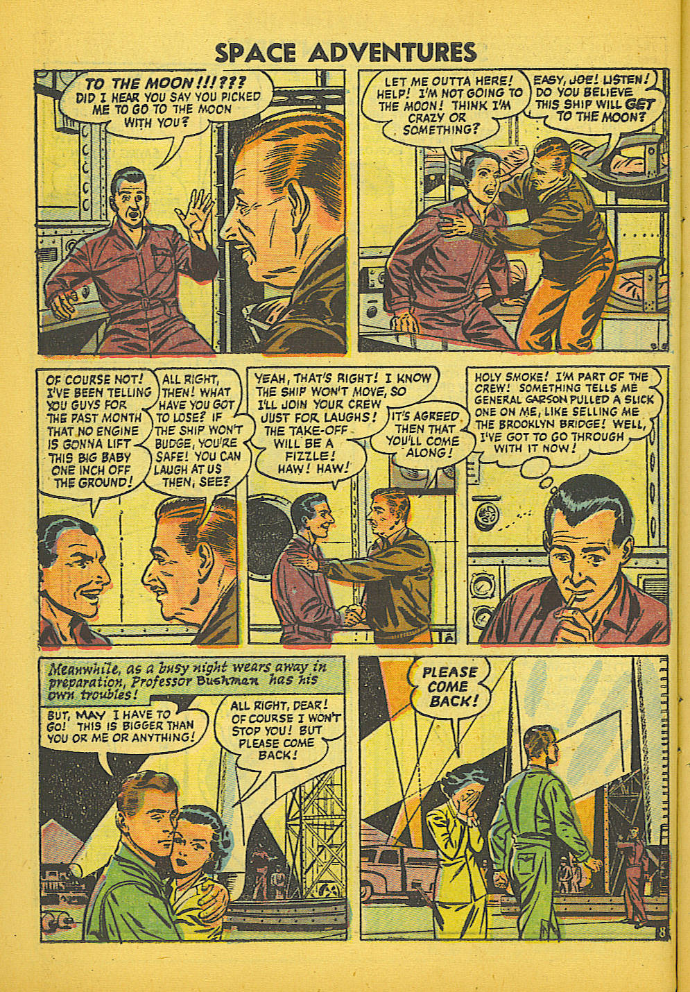 Space Adventures (1952) issue 20 - Page 10