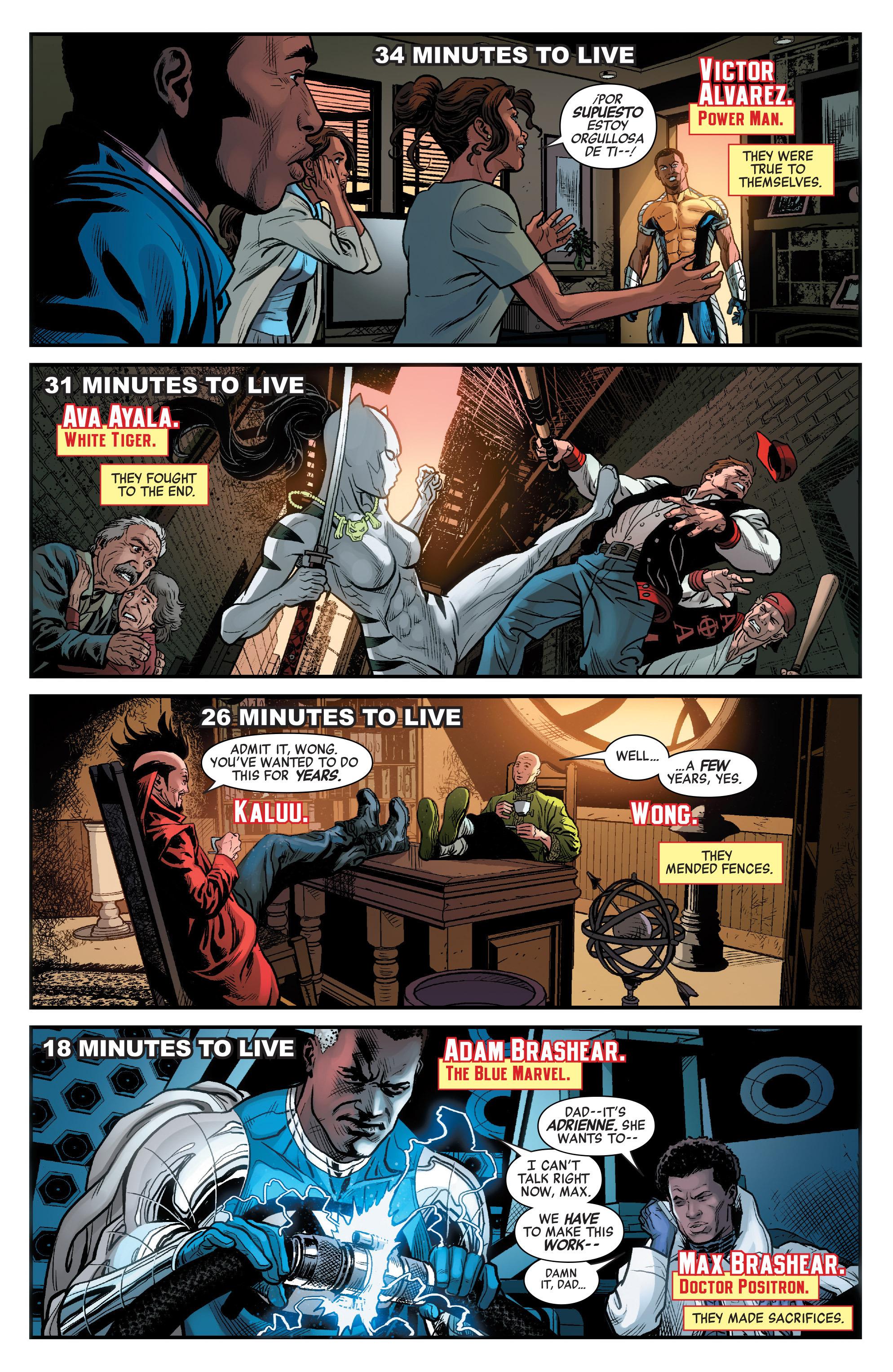 Read online Secret Wars: Last Days of the Marvel Universe comic -  Issue # TPB (Part 1) - 42
