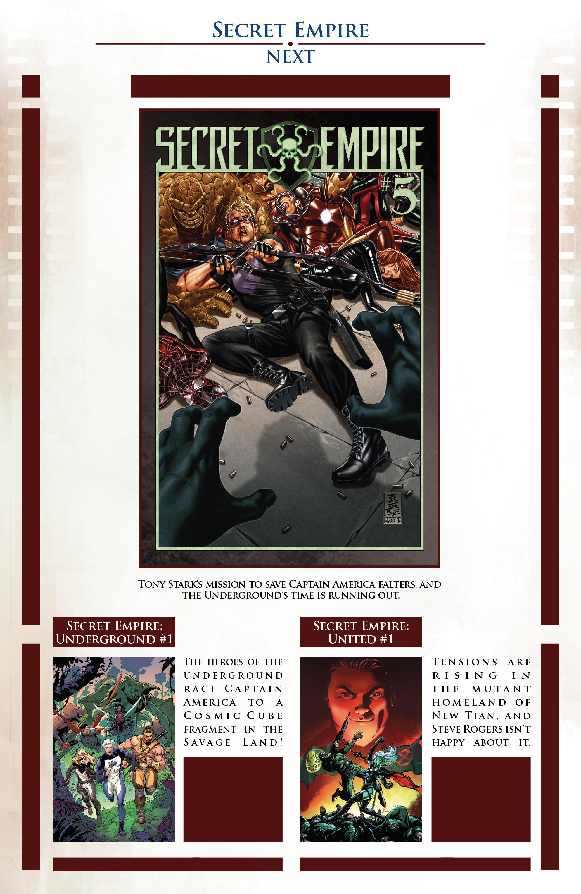 Read online Secret Empire comic -  Issue #4 - 40