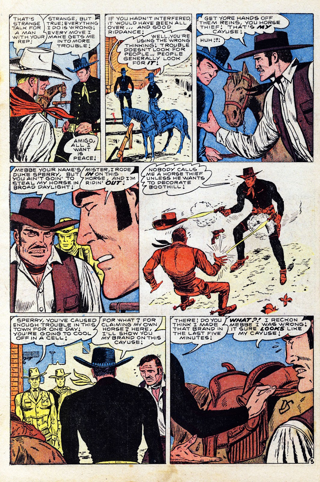 The Rawhide Kid (1955) issue 12 - Page 30