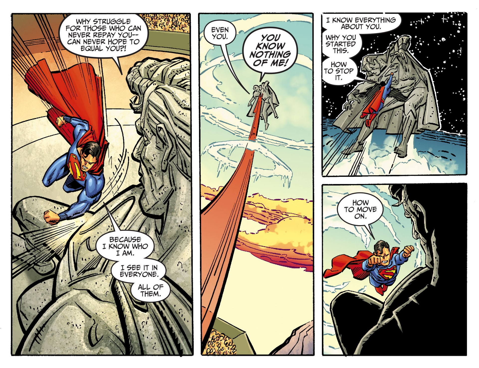Read online Adventures of Superman [I] comic -  Issue #47 - 12