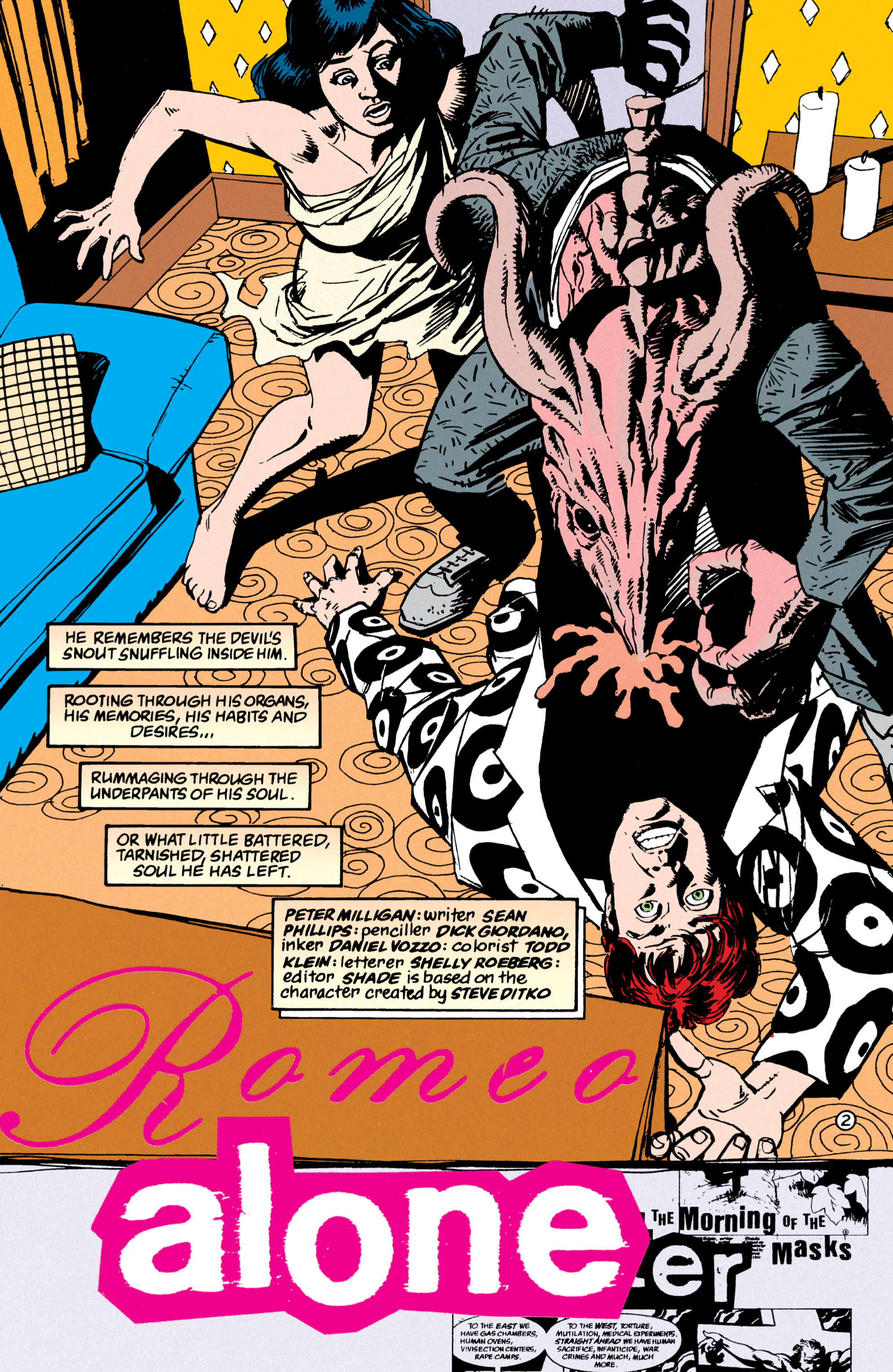 Read online Shade, the Changing Man comic -  Issue #53 - 3