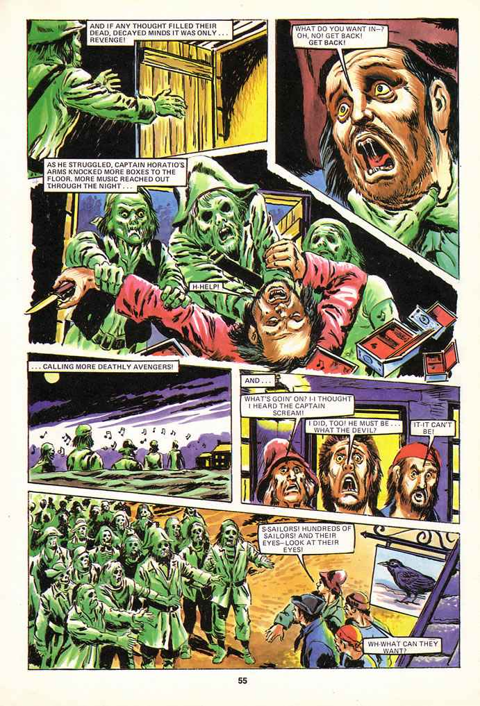 Read online Misty comic -  Issue # _Annual 1980 - 55