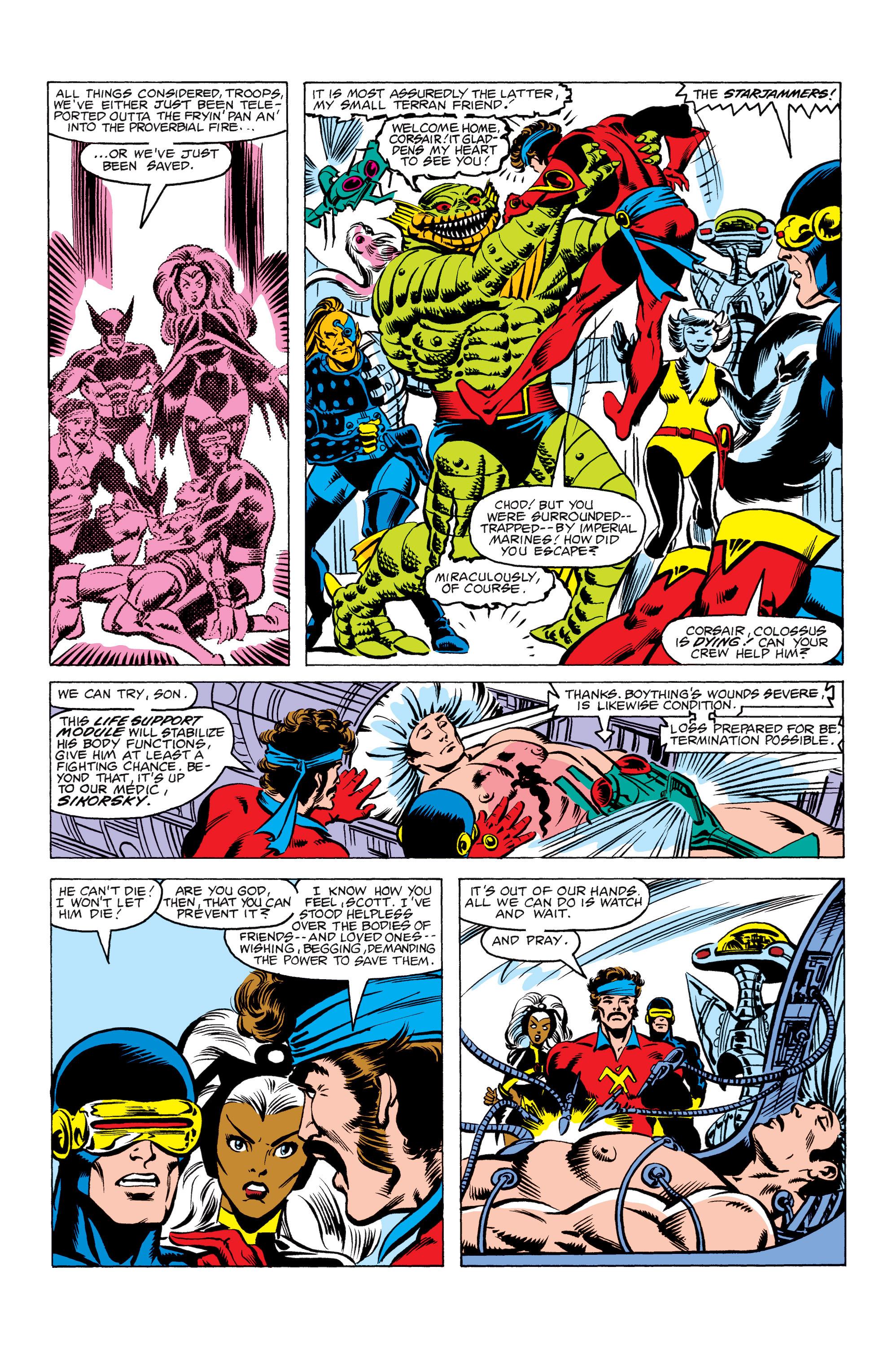 Read online Uncanny X-Men (1963) comic -  Issue #156 - 6