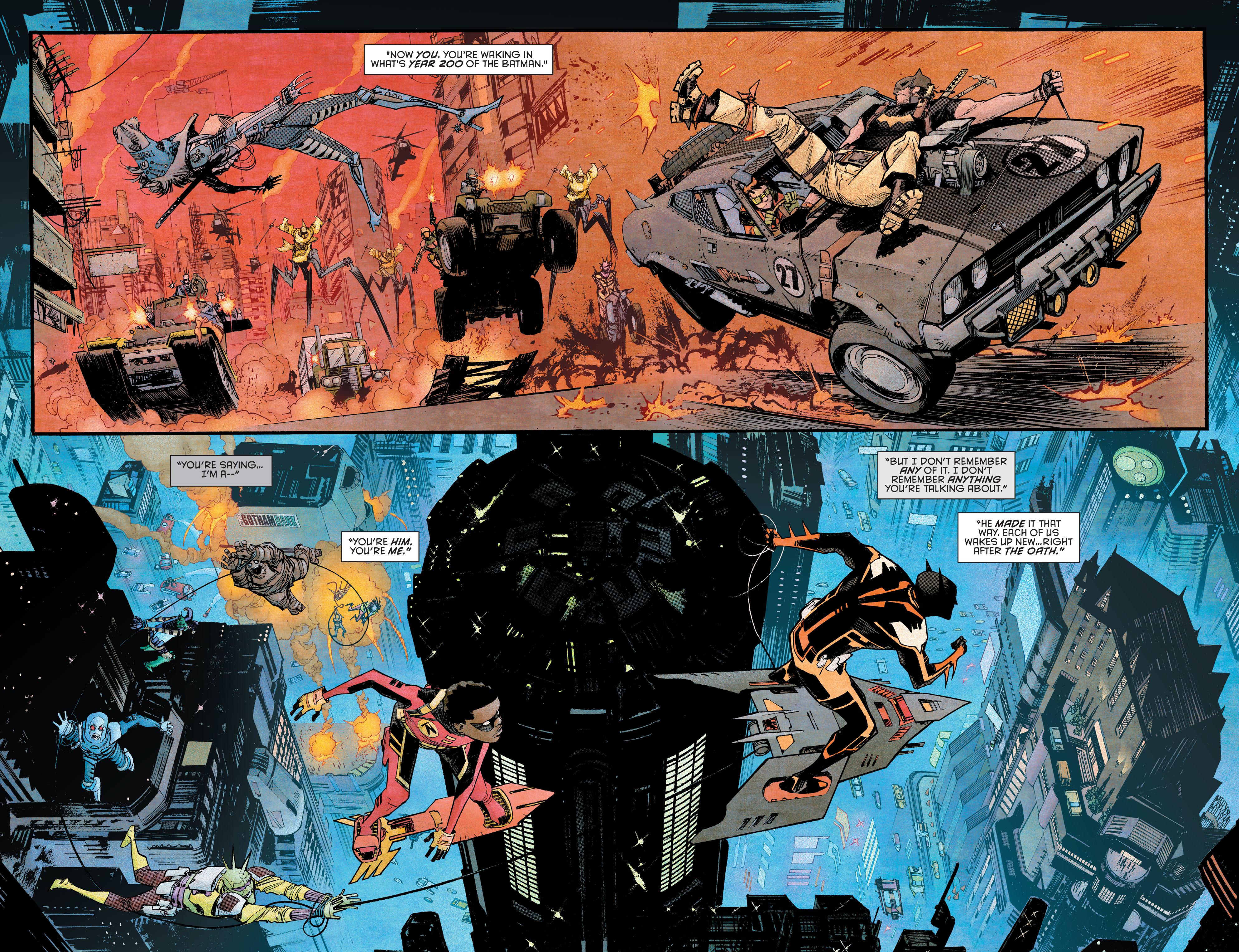 Read online Batman (2011) comic -  Issue # _TPB 9 - 148