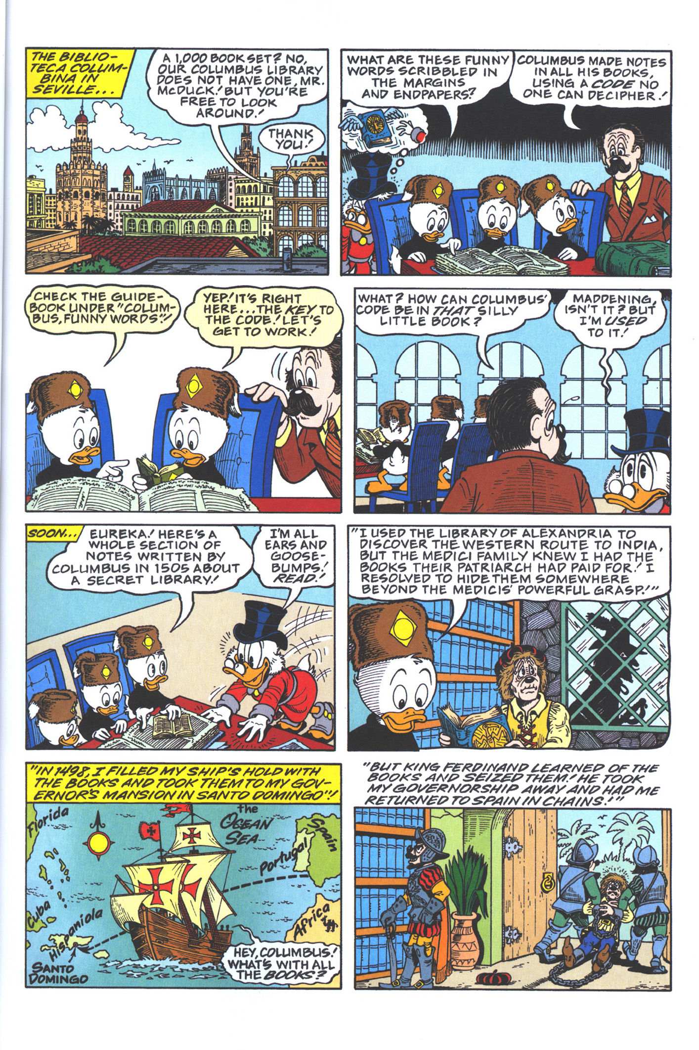 Read online Uncle Scrooge (1953) comic -  Issue #383 - 21