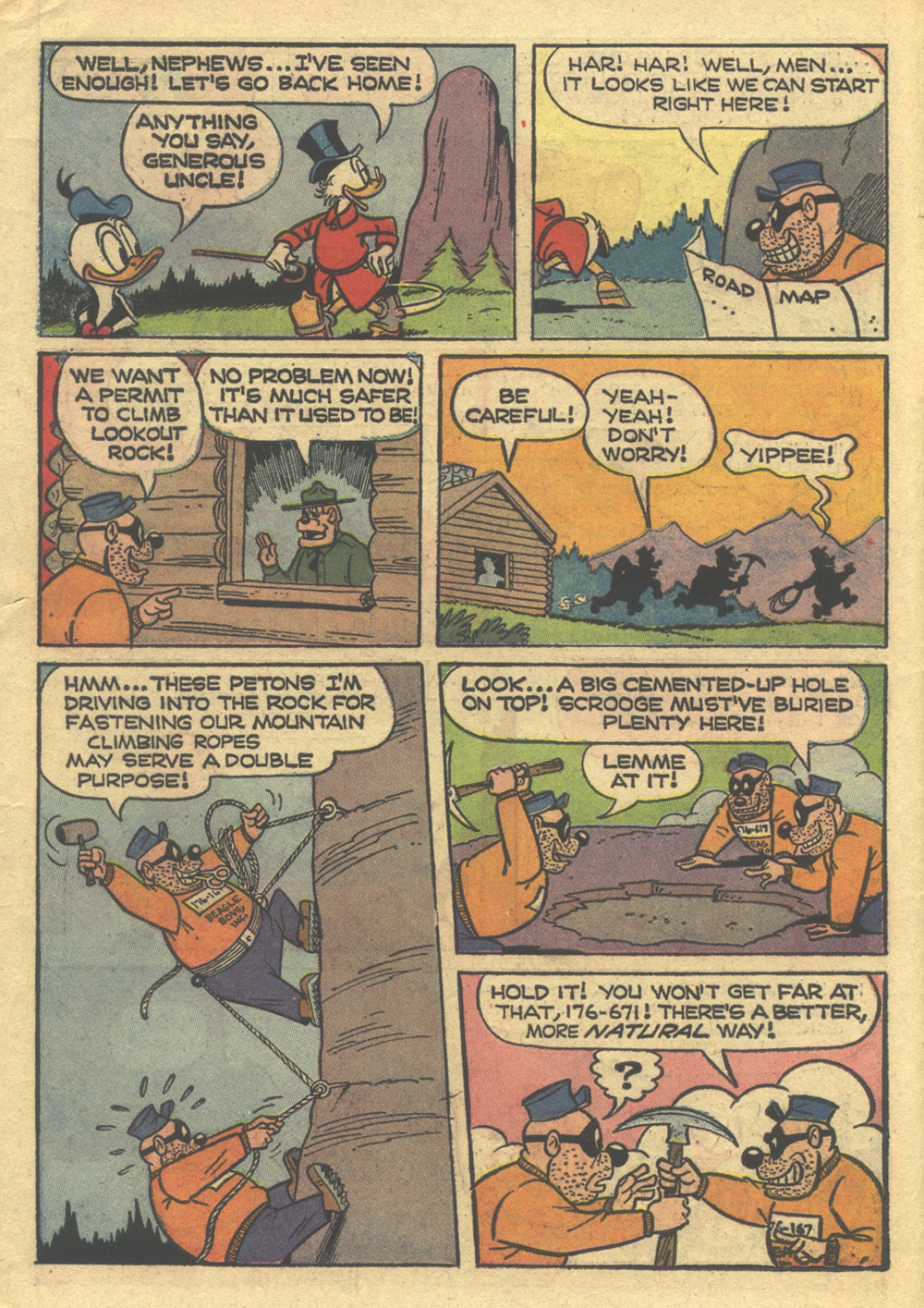 Read online Uncle Scrooge (1953) comic -  Issue #76 - 10