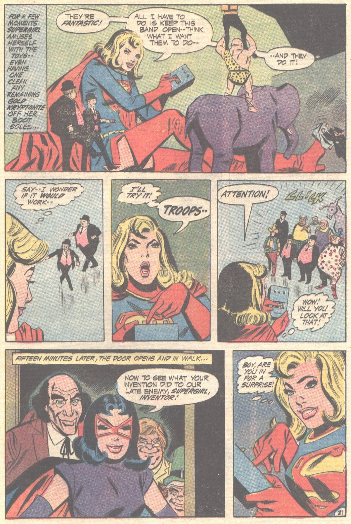 Read online Adventure Comics (1938) comic -  Issue #400 - 31
