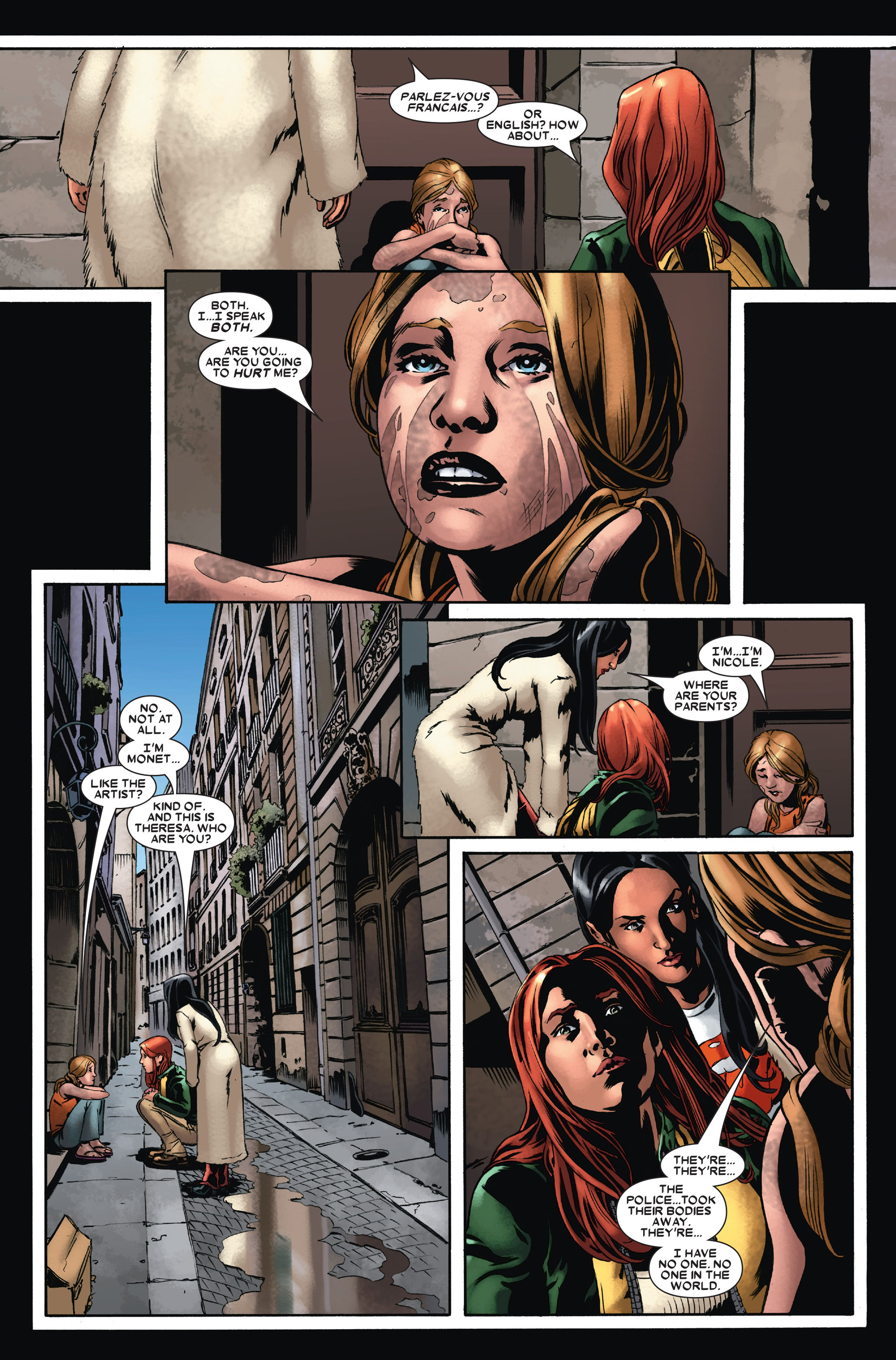 Read online X-Factor (2006) comic -  Issue #16 - 16
