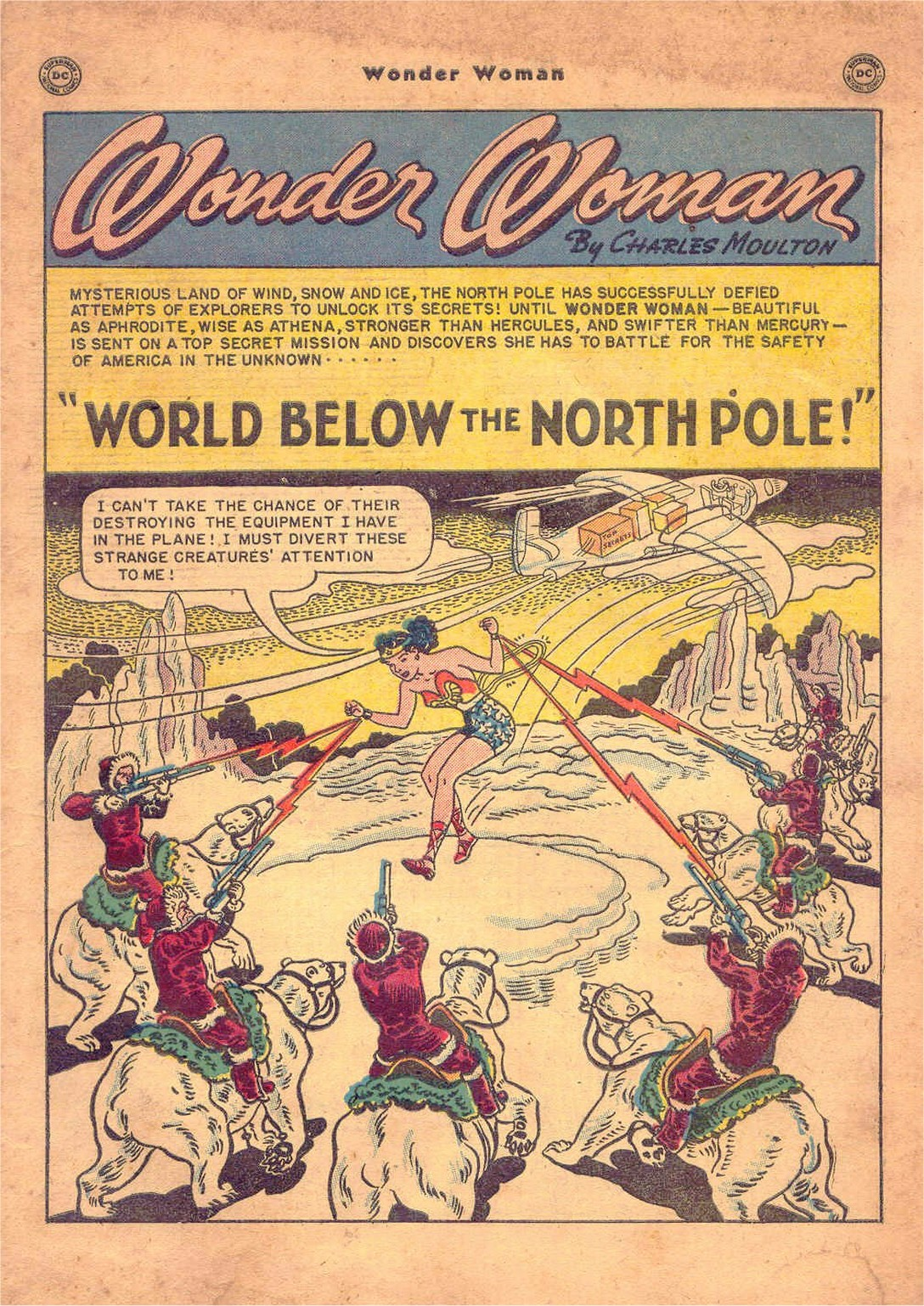 Read online Wonder Woman (1942) comic -  Issue #47 - 2